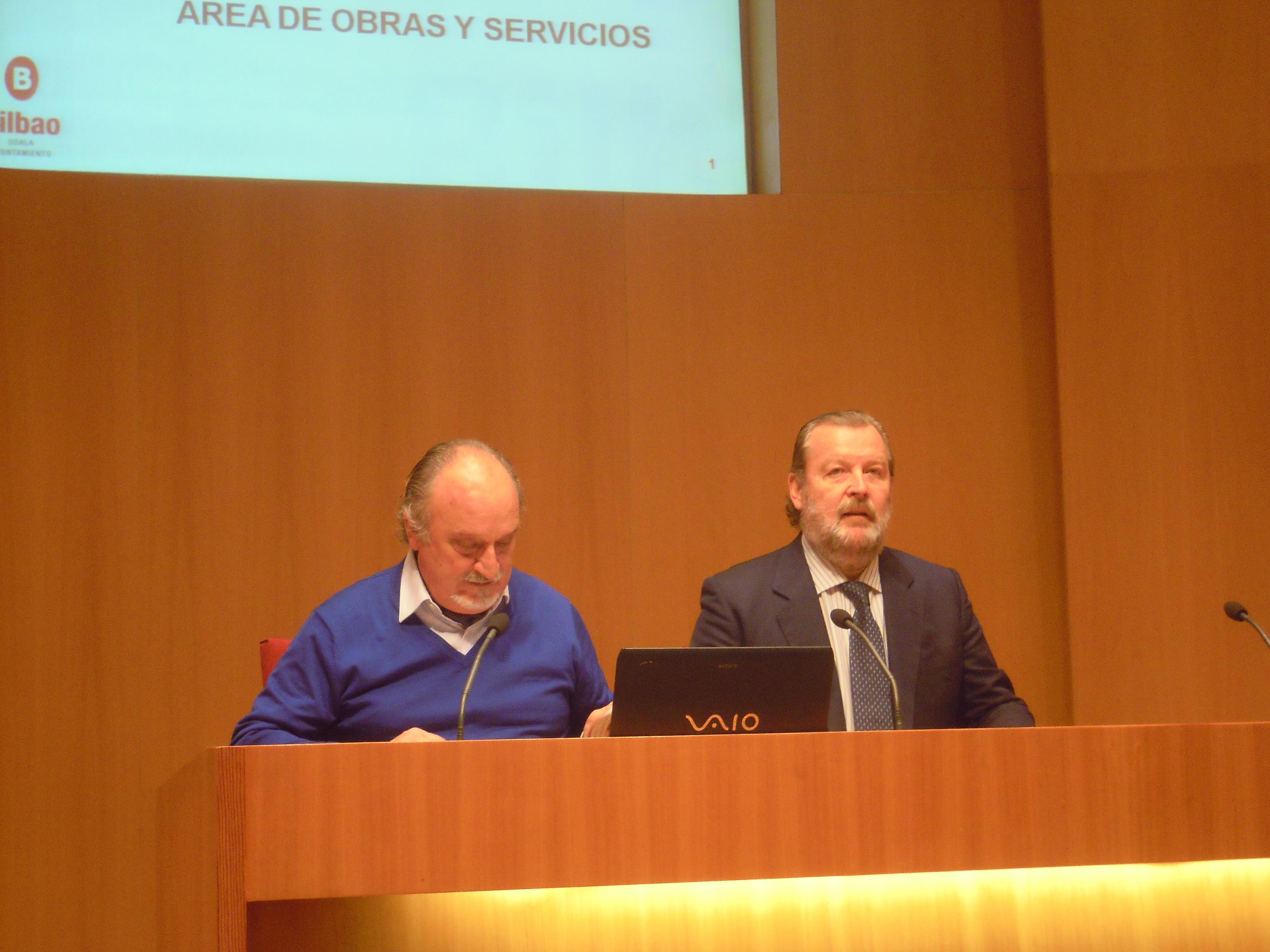Bilbao invertirá 3 millones de euros hasta 2015 en los barrios de Uribarri, Zurbaranbarri, Andramari y Asunción