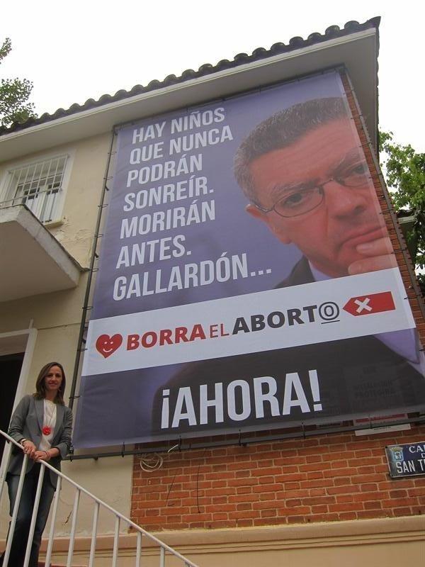 Derecho a Vivir advierte a Valenciano de que España con esta reforma es «un ejemplo de progresismo»