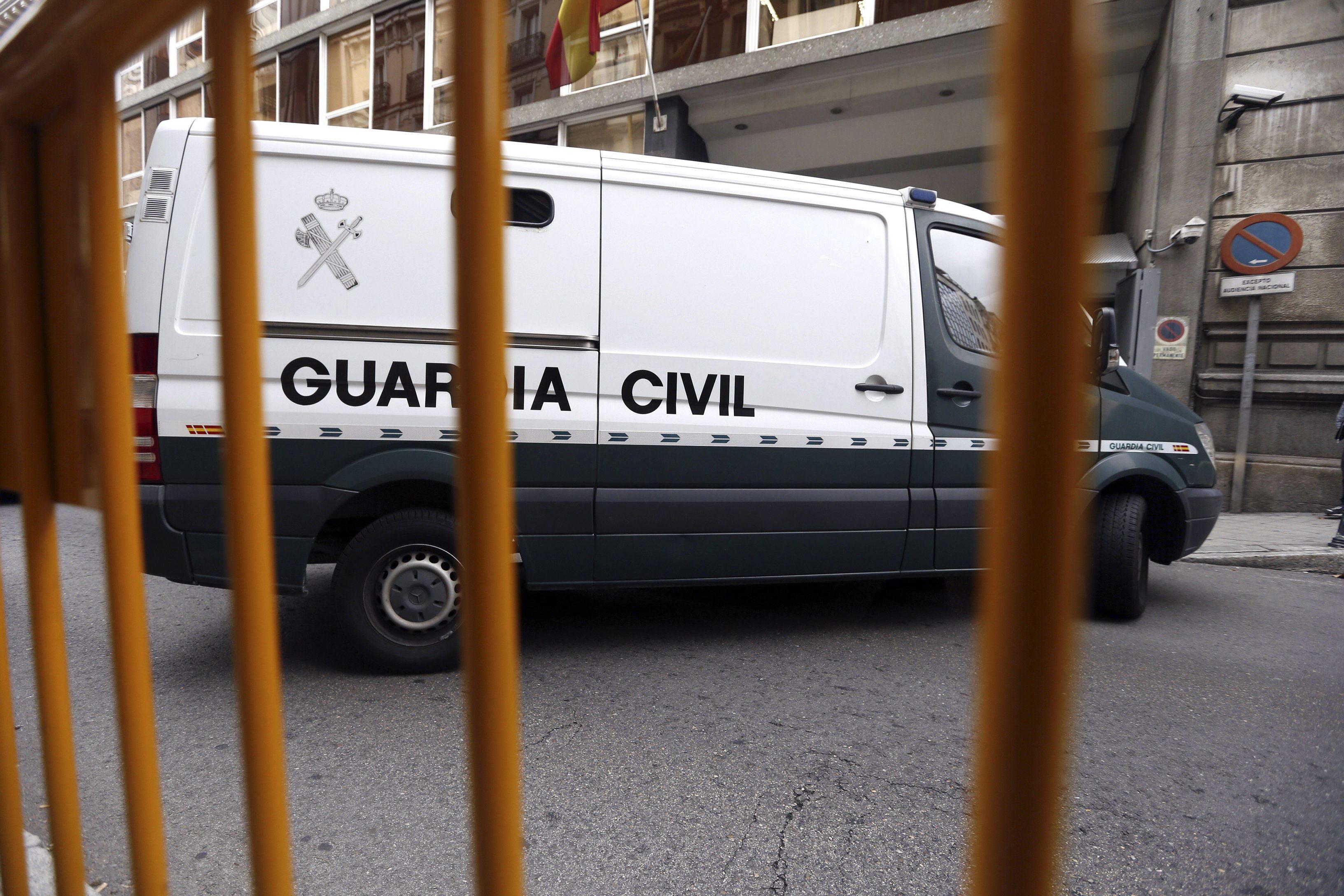 Desmantelada en Madrid una organización que robaba dinero a narcotraficantes