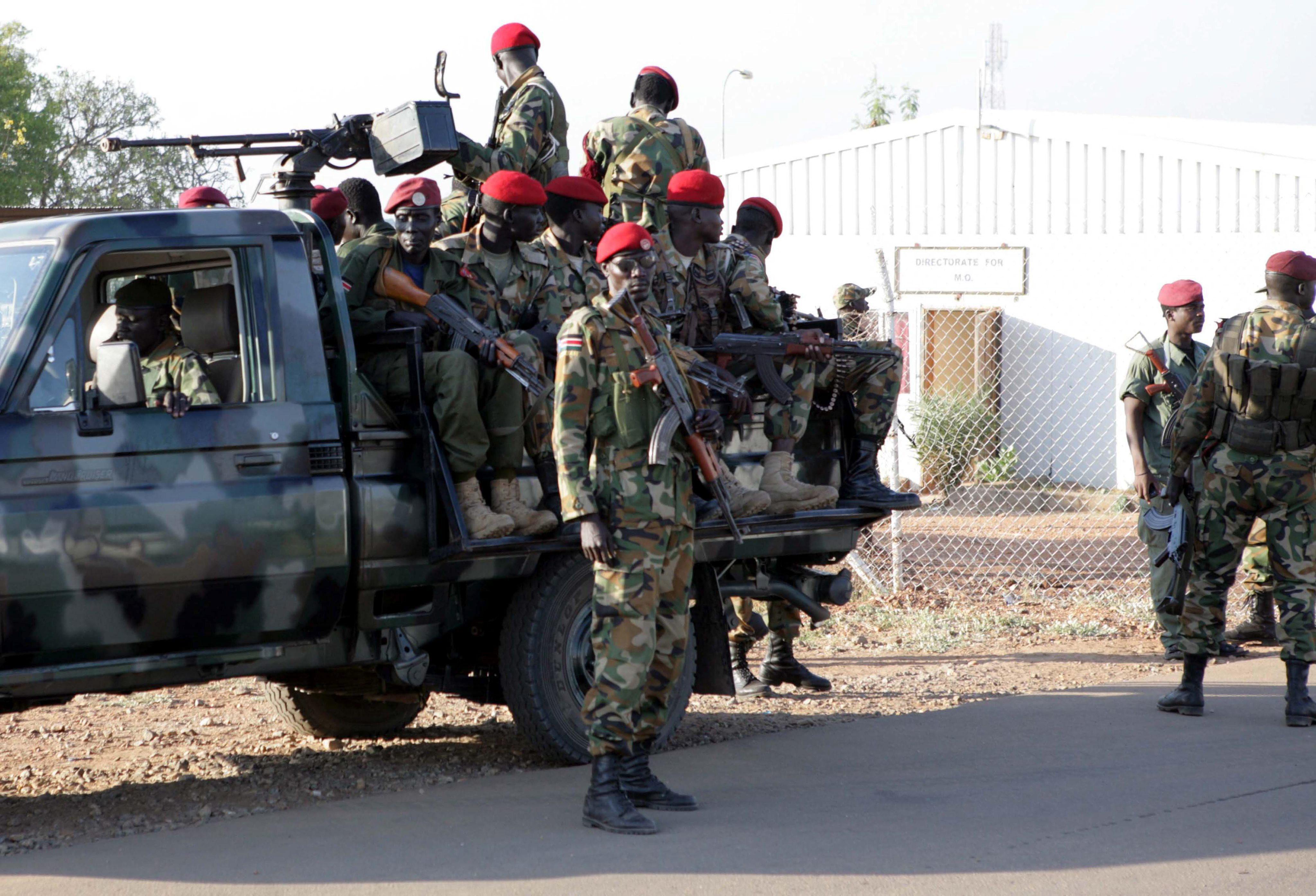 El Ejército sursudanés recupera el control de la ciudad de Malakal