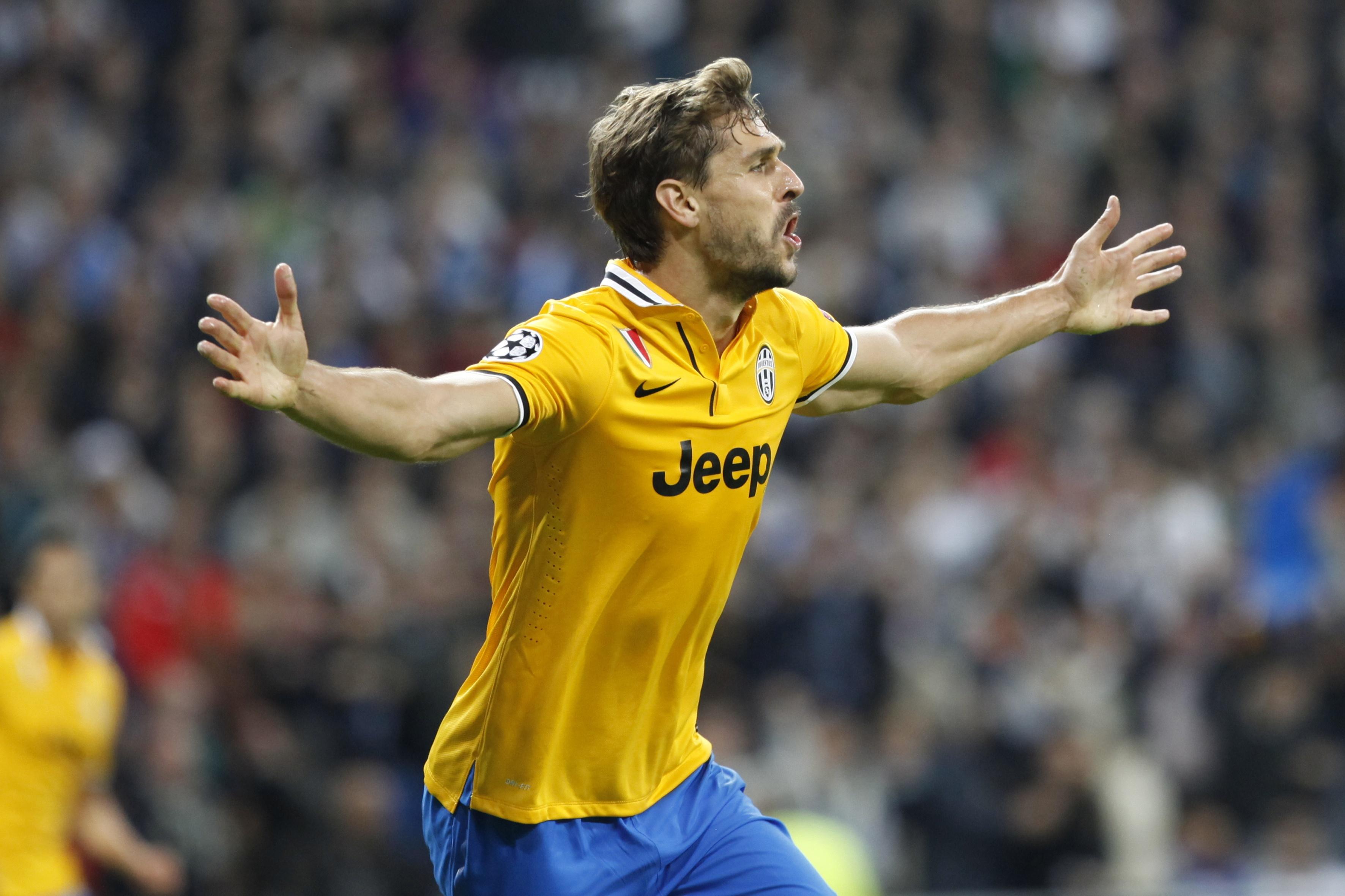 Fernando Llorente se siente importante en la Juve: «Ahora soy el que era»