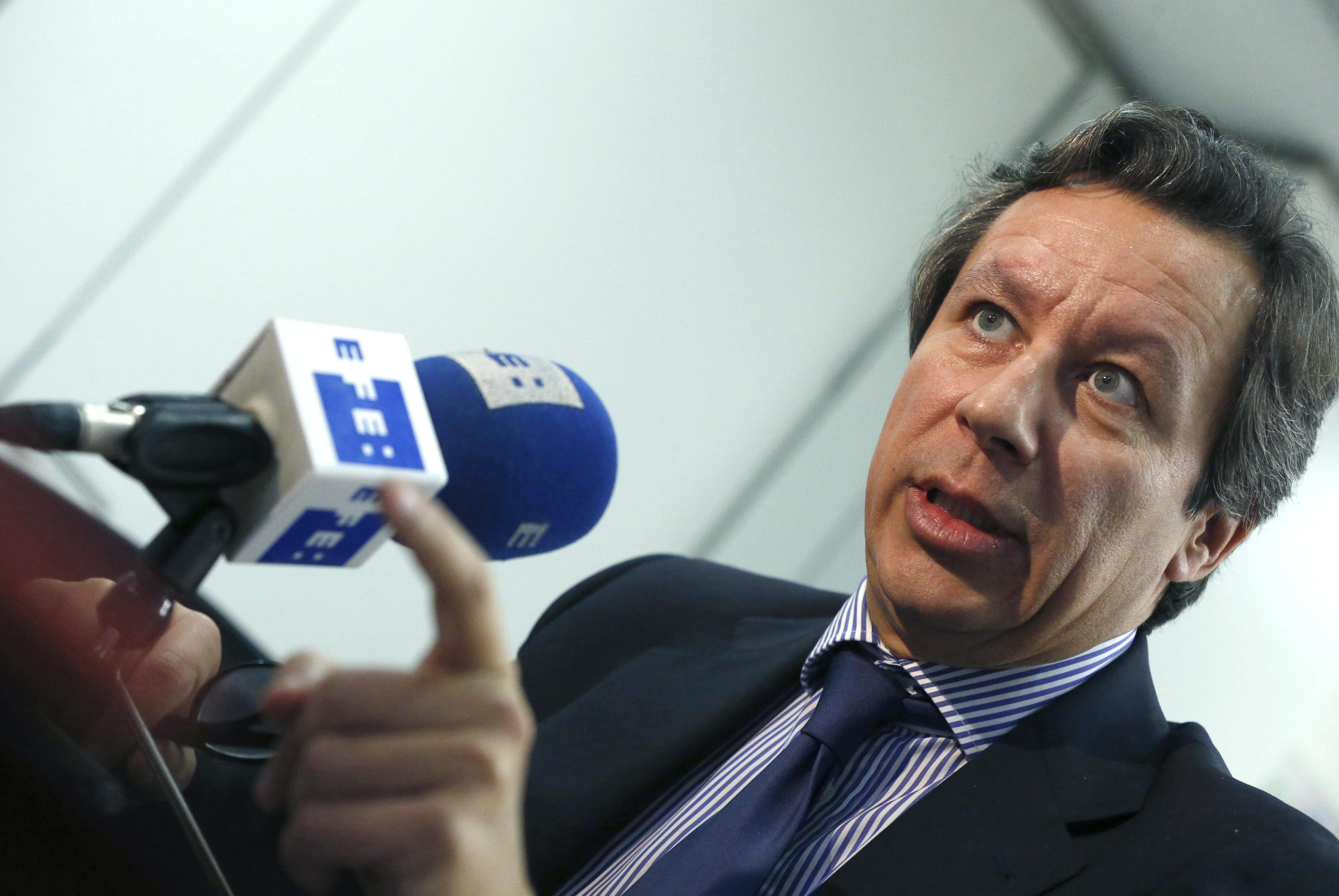 Floriano afirma que el voto a un partido pequeño en las europeas es un voto desperdiciado