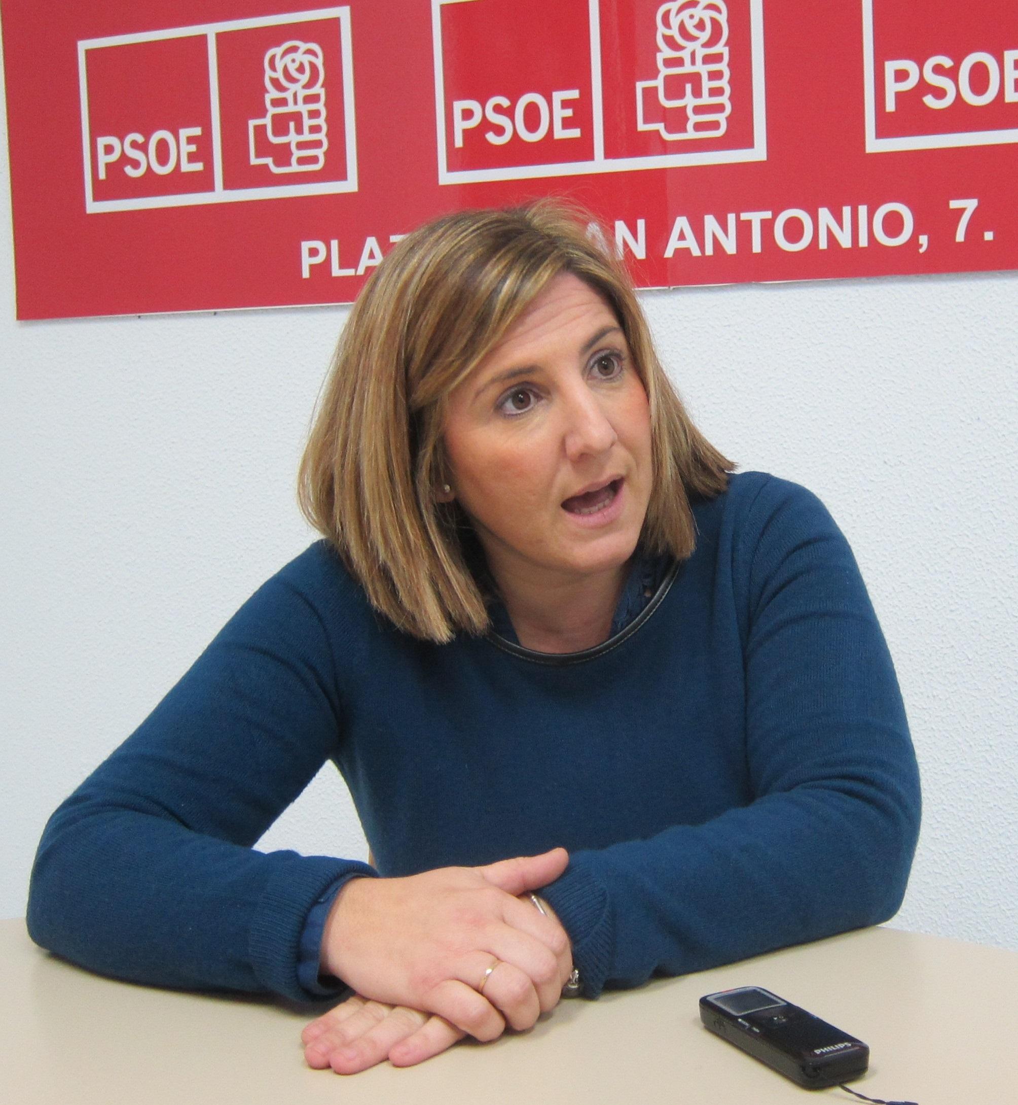 García (PSOE), sin dudas de que volverán a gobernar Diputación, que «PP sólo usa como herramienta de propaganda»