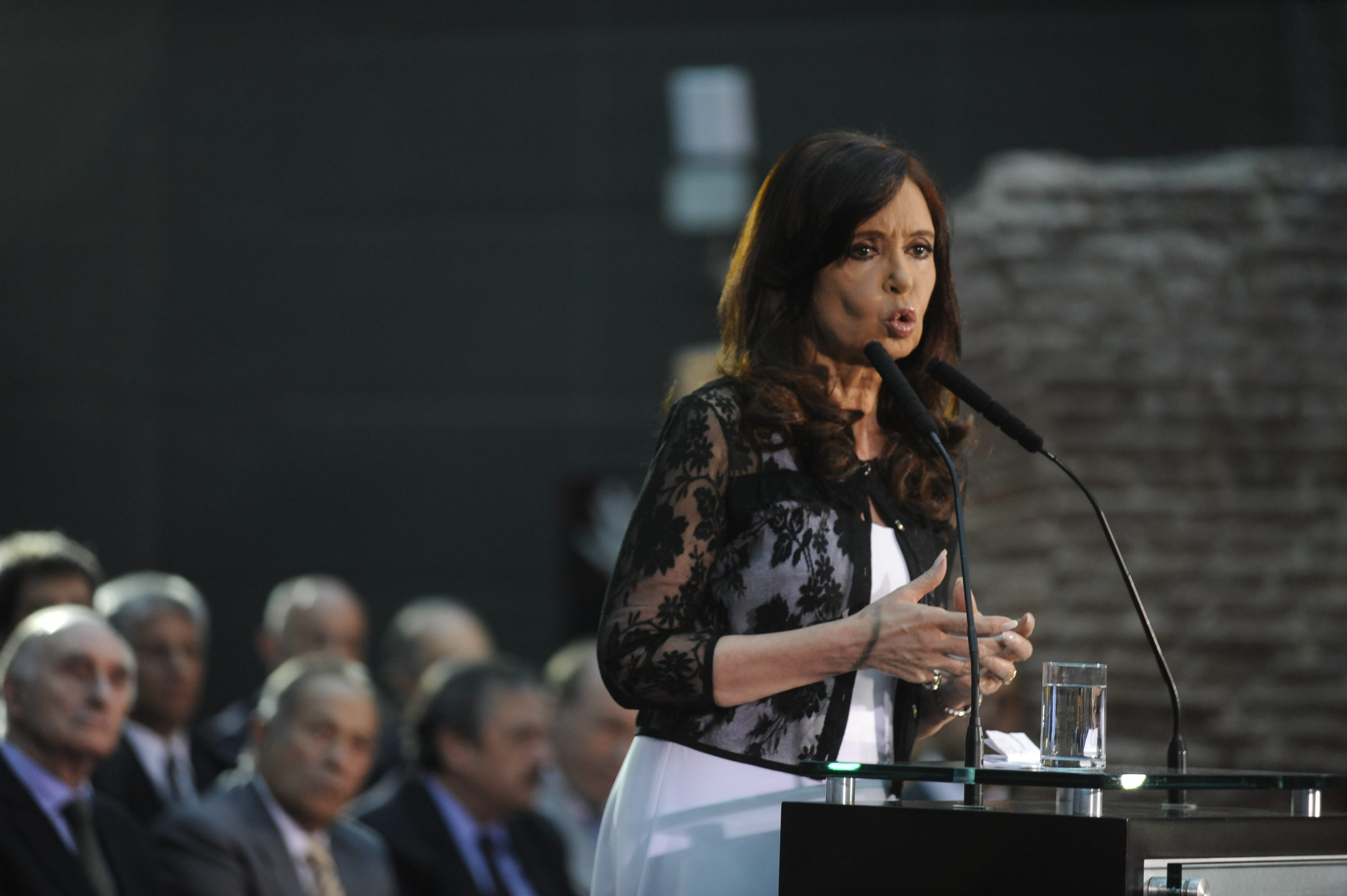 Cristina Fernández asegura que no se presentará a ningún cargo político tras su segundo mandato
