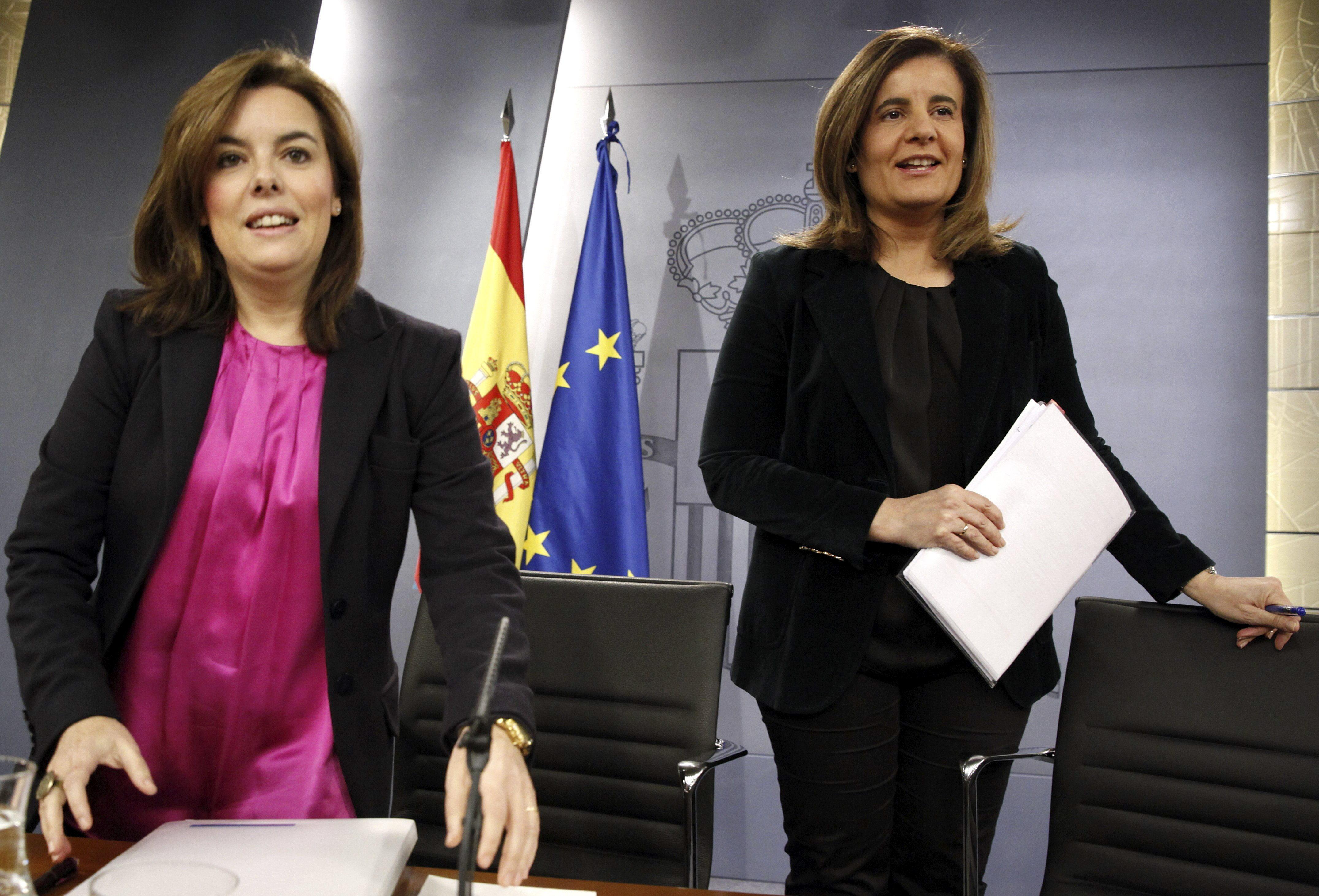 El salario mínimo interprofesional se congelará en 2014 y quedará en 645 euros