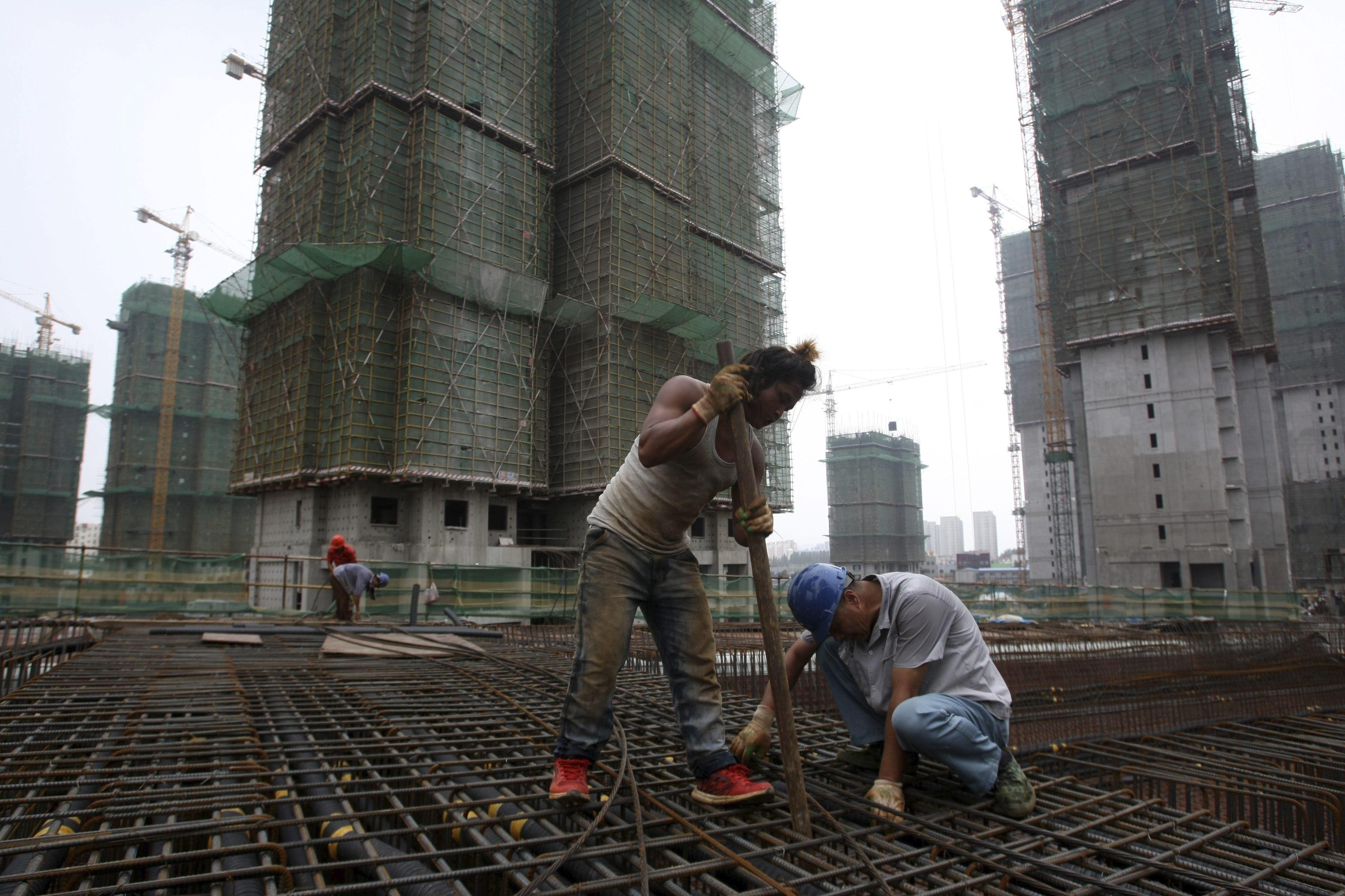 El Gobierno chino prevé que la economía nacional crecerá un 7,6 por ciento en 2013