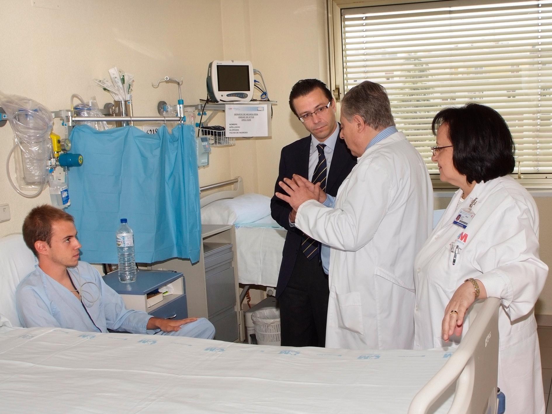 El Hospital Gregorio Marañón implanta dos sistemas de telemedicina pioneros en pediatría y en autismo