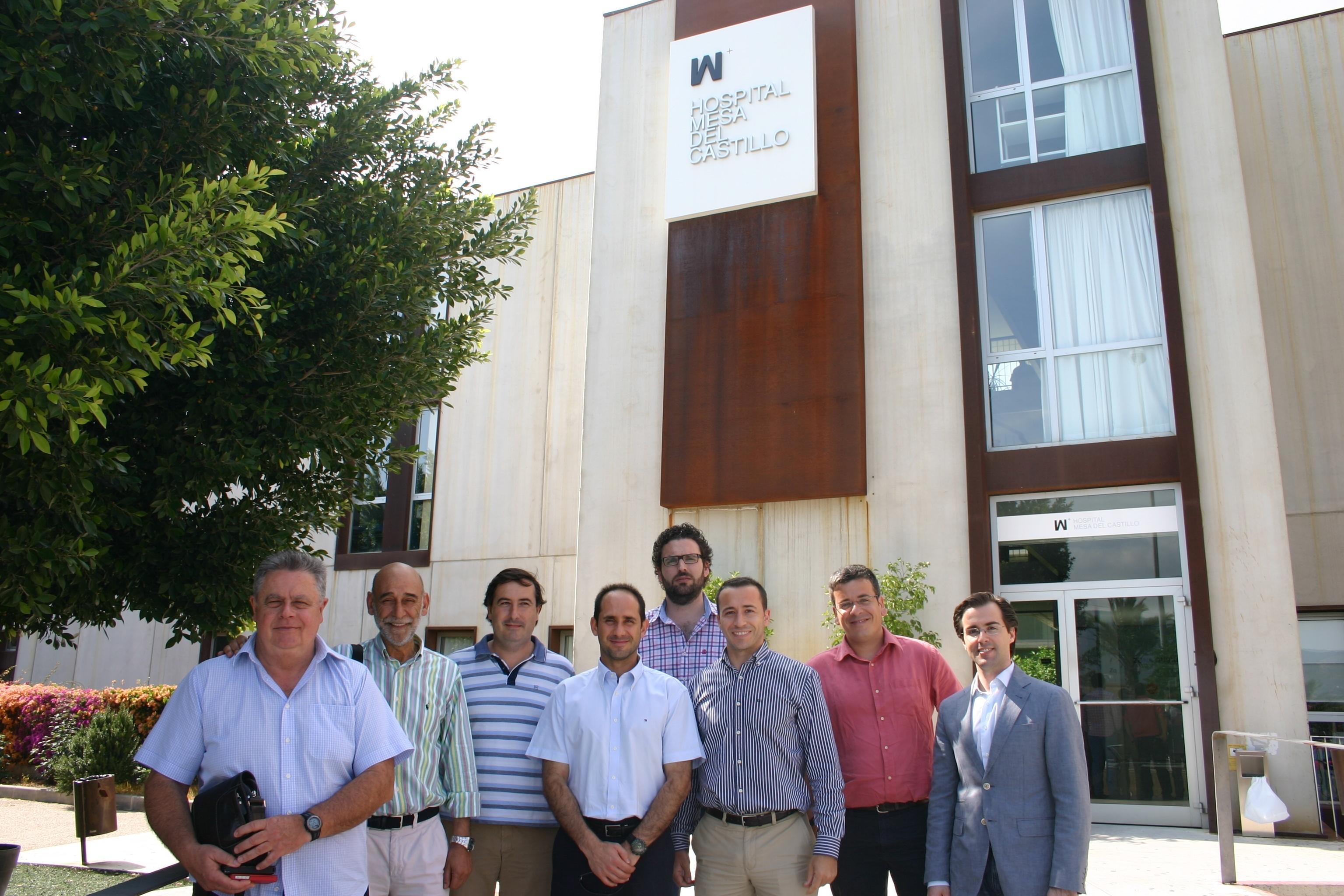 Hospital Mesa del Castillo incorpora una consulta especializada en recién nacidos de riesgo