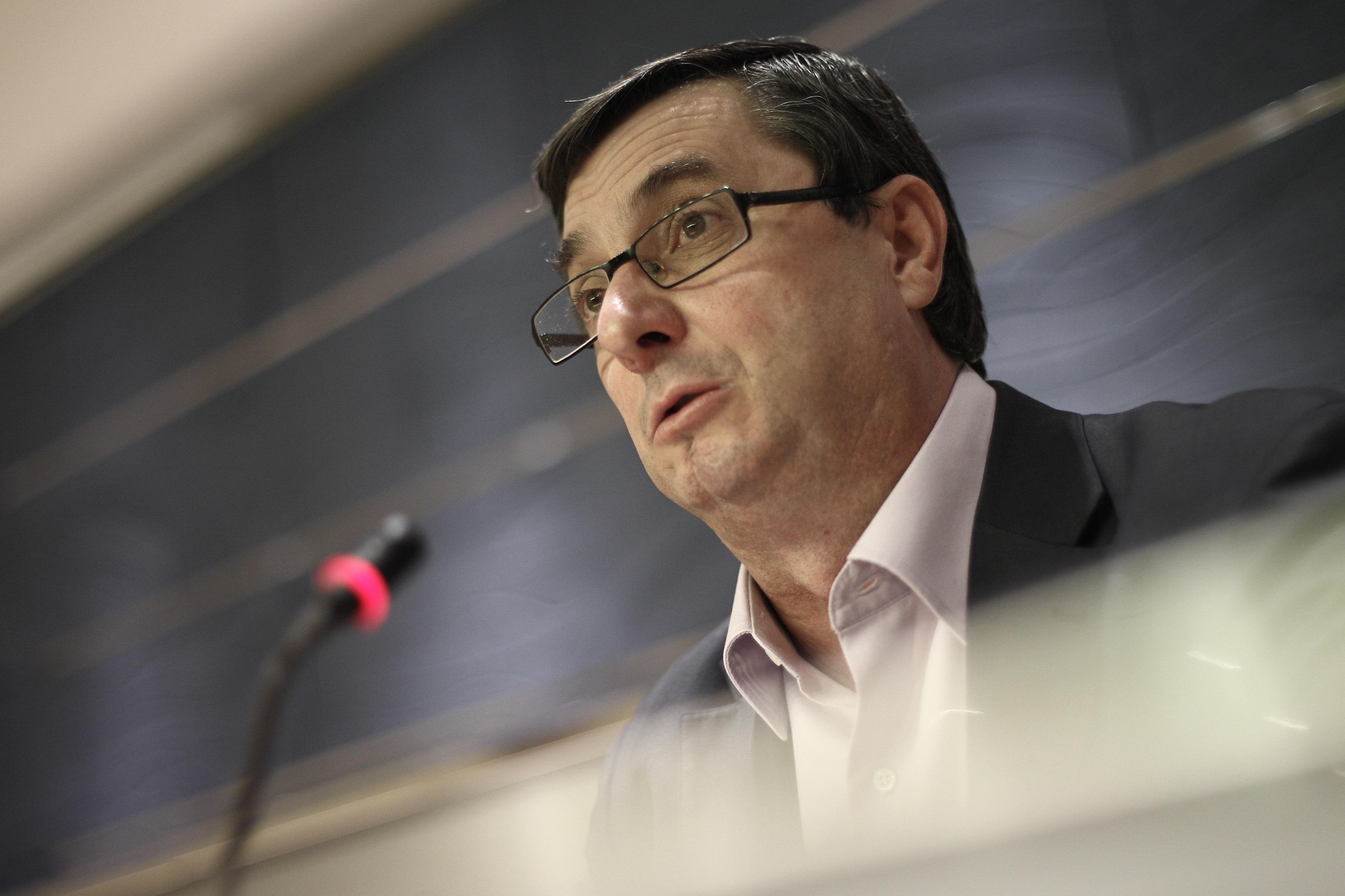 IU rechaza el «debate troceado» sobre el modelo de Estado en Cataluña y Euskadi y pide una reflexión «global»