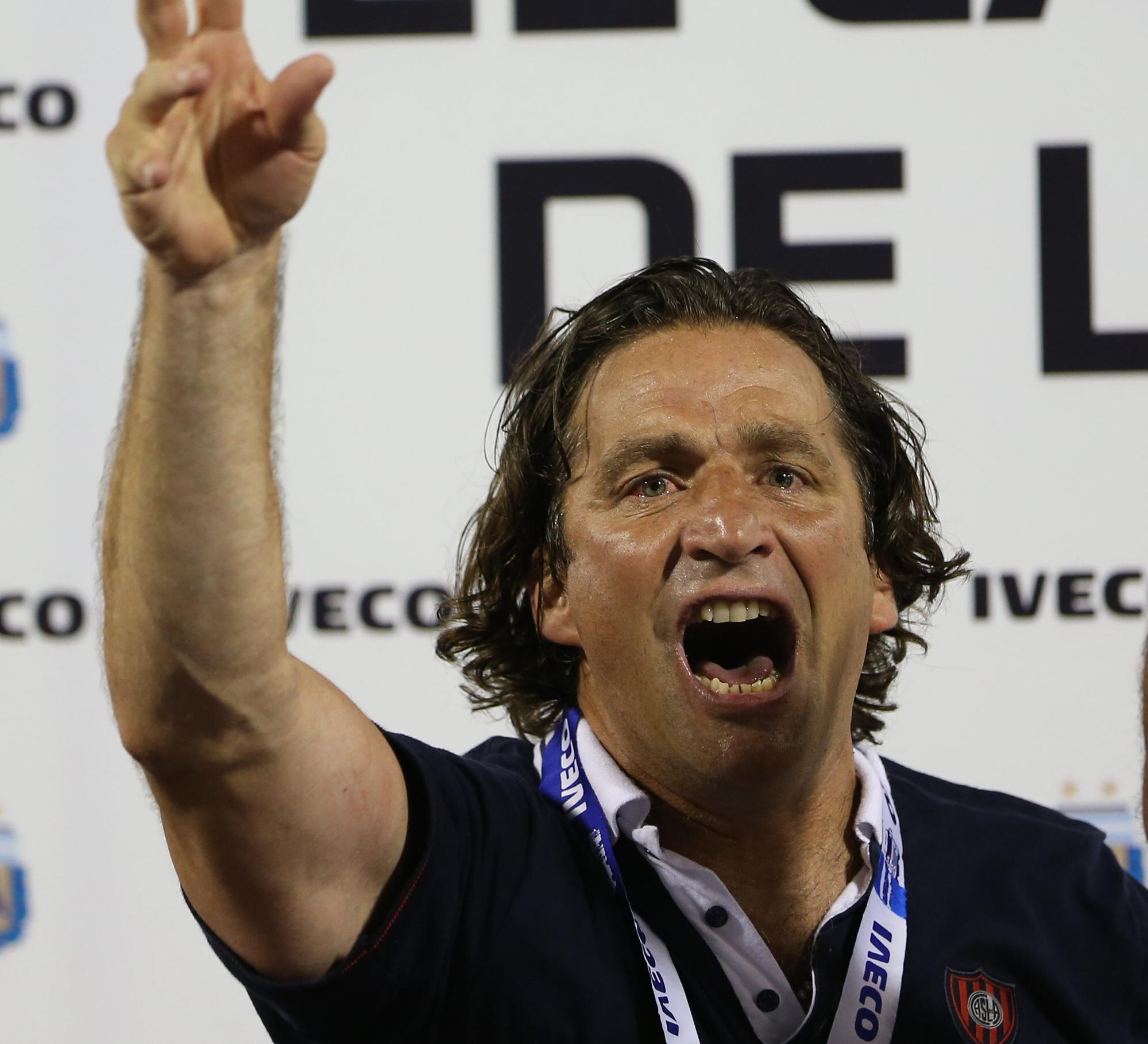 Juan Antonio Pizzi, nuevo entrenador del Valencia