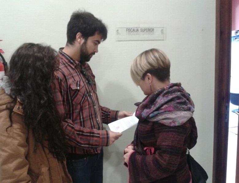 Juventudes Socialistas de Extremadura pone en conocimiento de la fiscalía el «tuit machista» de un militante de NNGG