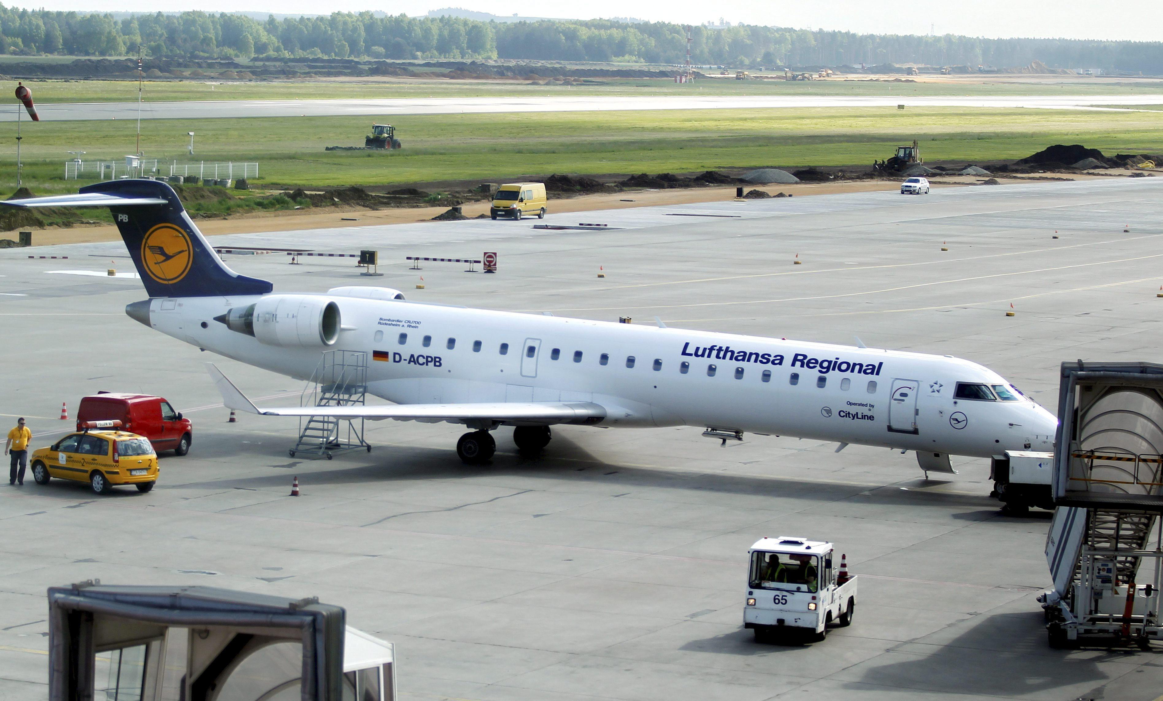 Lufthansa anula las rutas desde Charles de Gaulle por el paro encubierto de personal