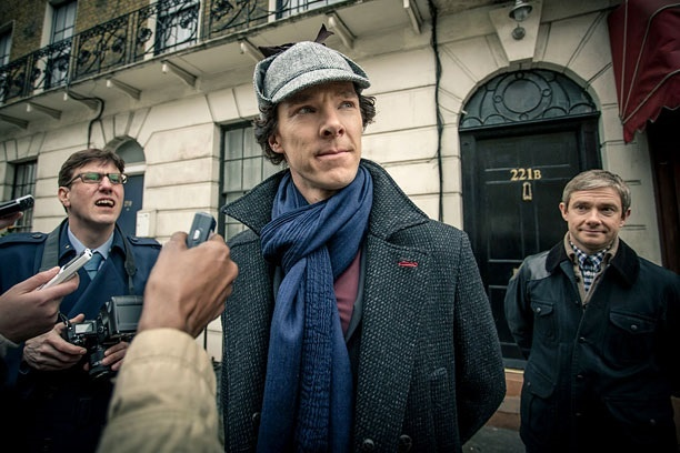 »Many Happy Returns», el regalo de Navidad de Sherlock