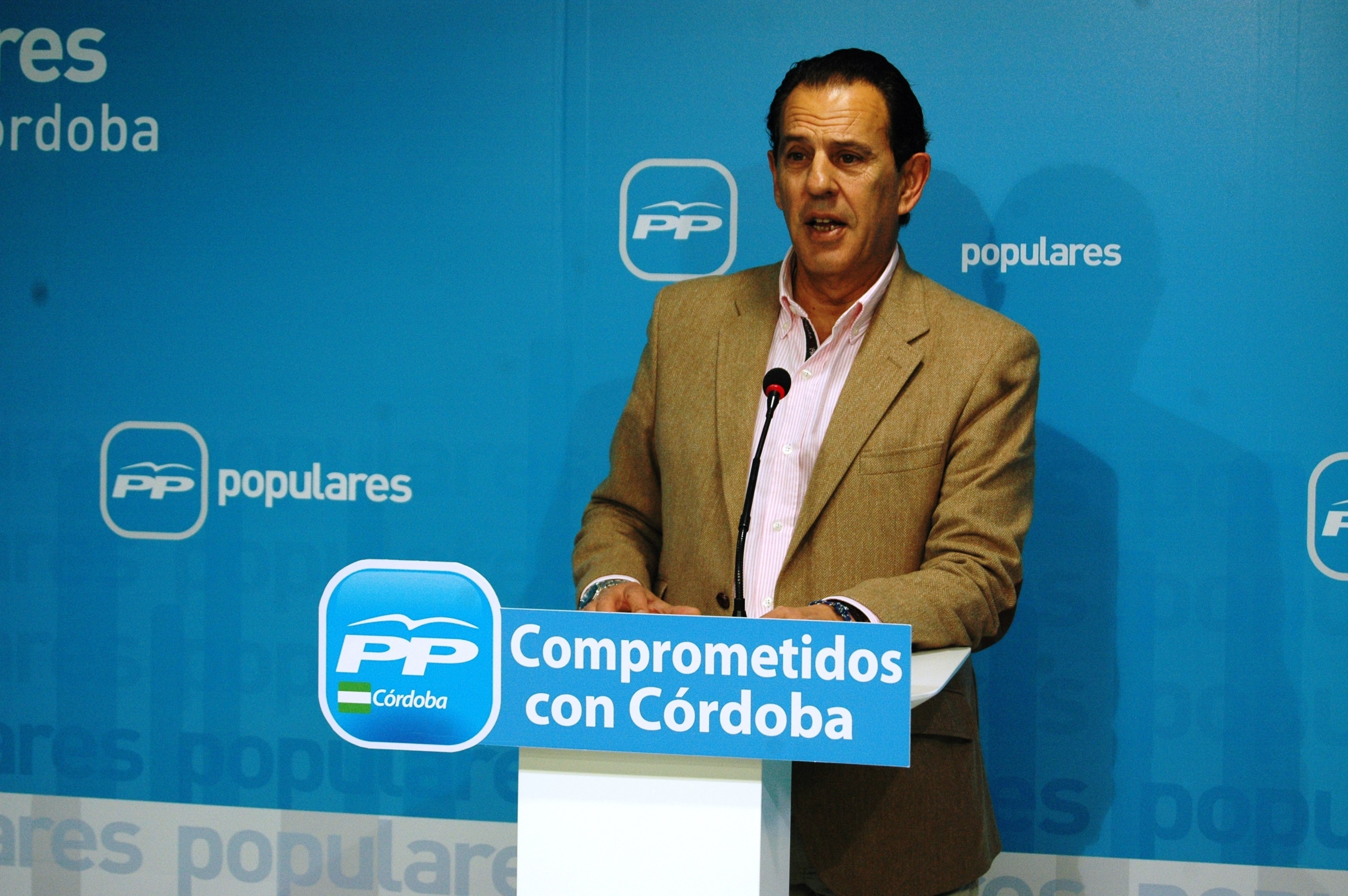 Merino (PP) destaca el pago de 13.288 facturas a proveedores cordobeses gracias al Gobierno