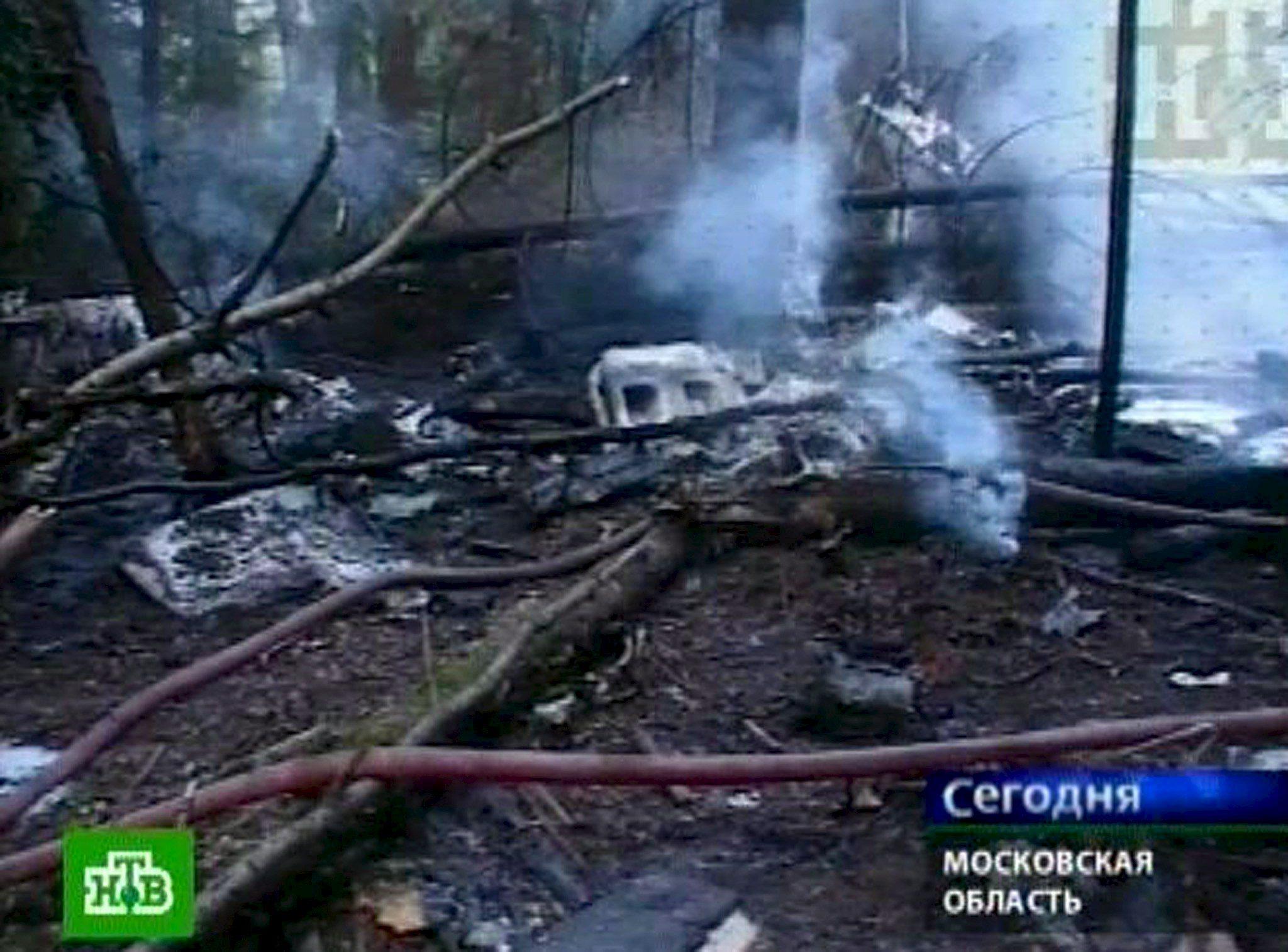 Mueren nueve personas al estrellarse un avión An-12 en Siberia