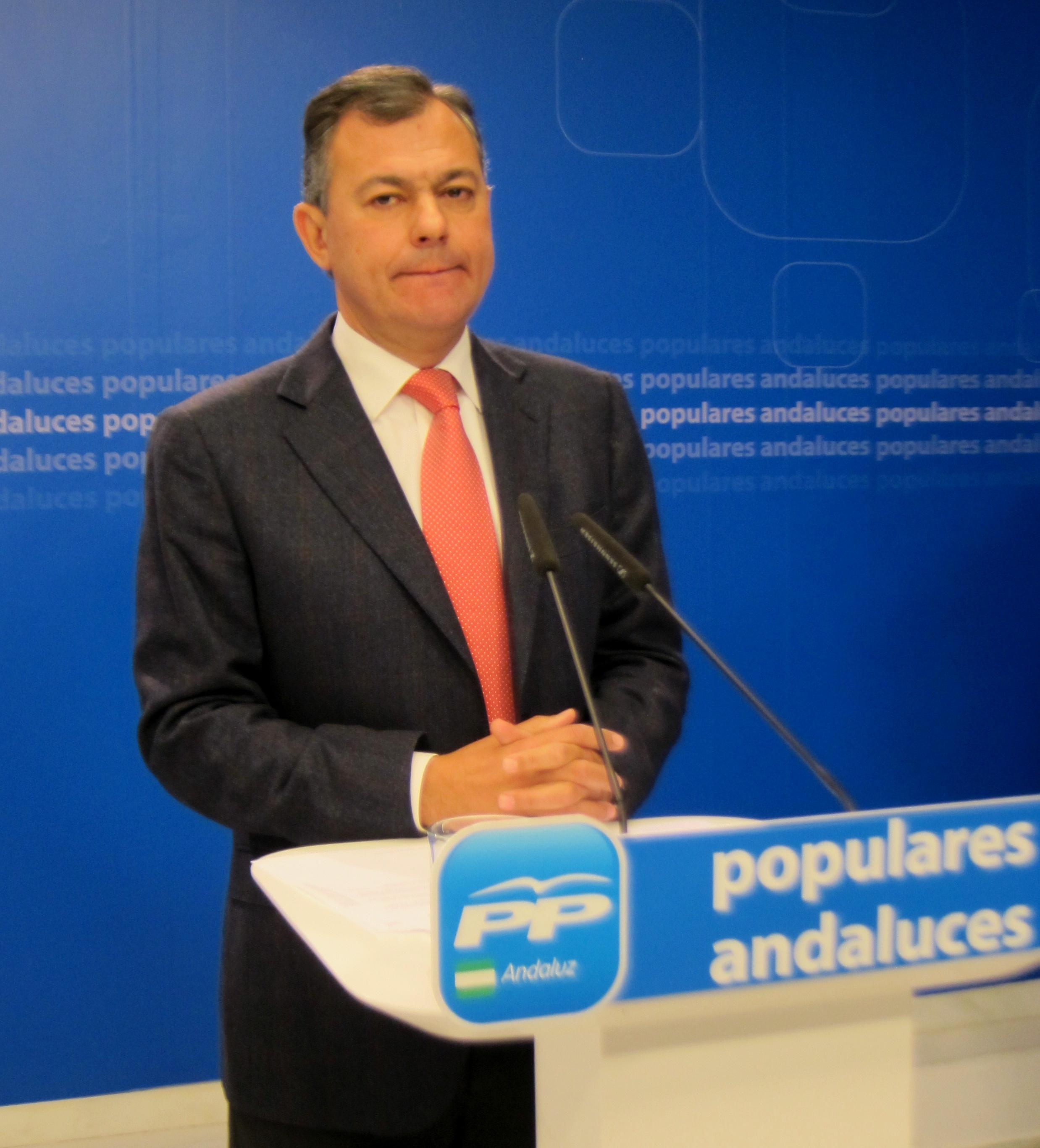 PP-A tendrá candidato «seguramente» en enero y dice que le da igual cuándo convoque elecciones Susana Díaz