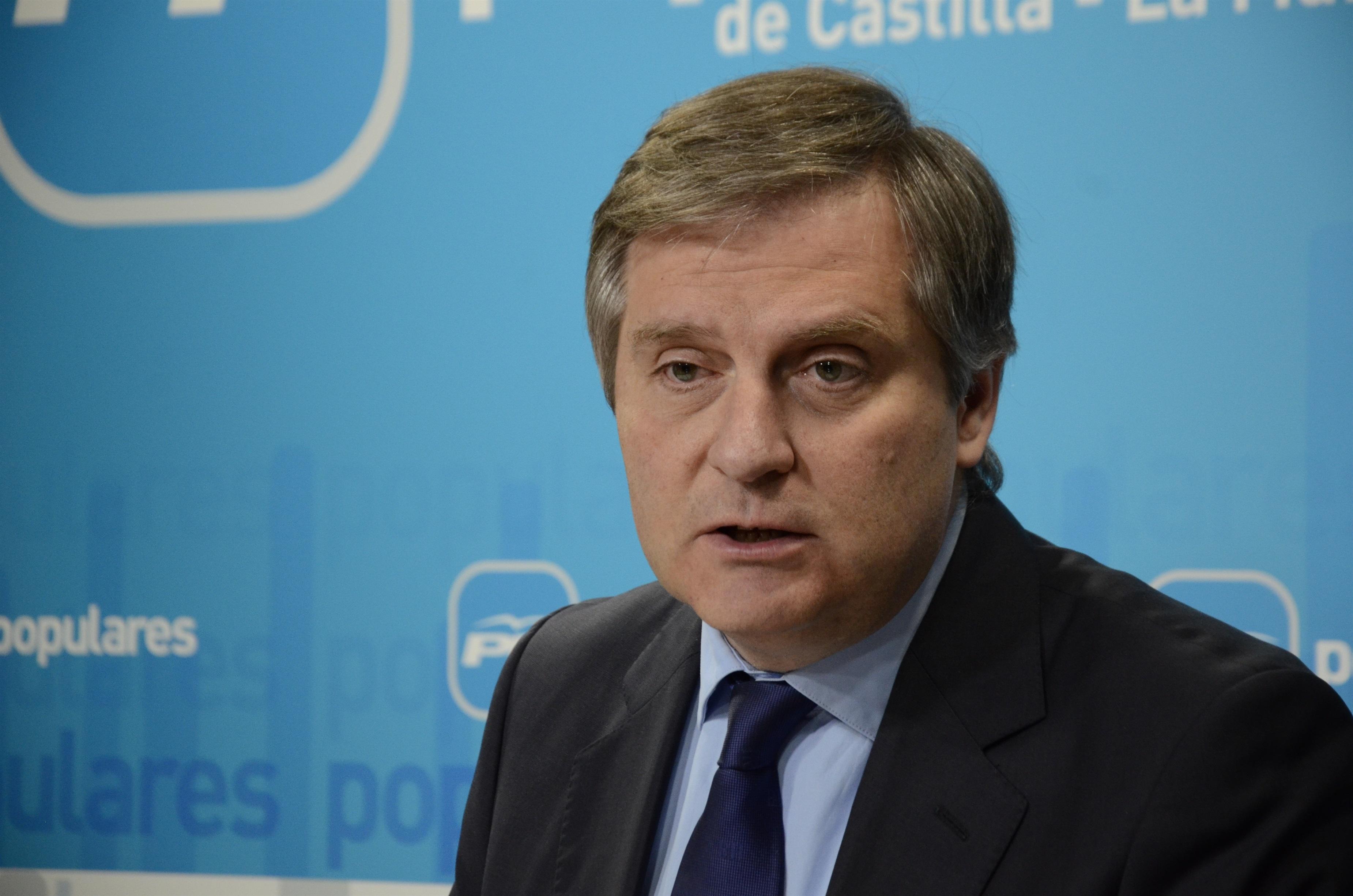 PP C-LM asegura que el PSOE no sabe «cómo darle salida» a su «ocurrencia» de adelanto electoral