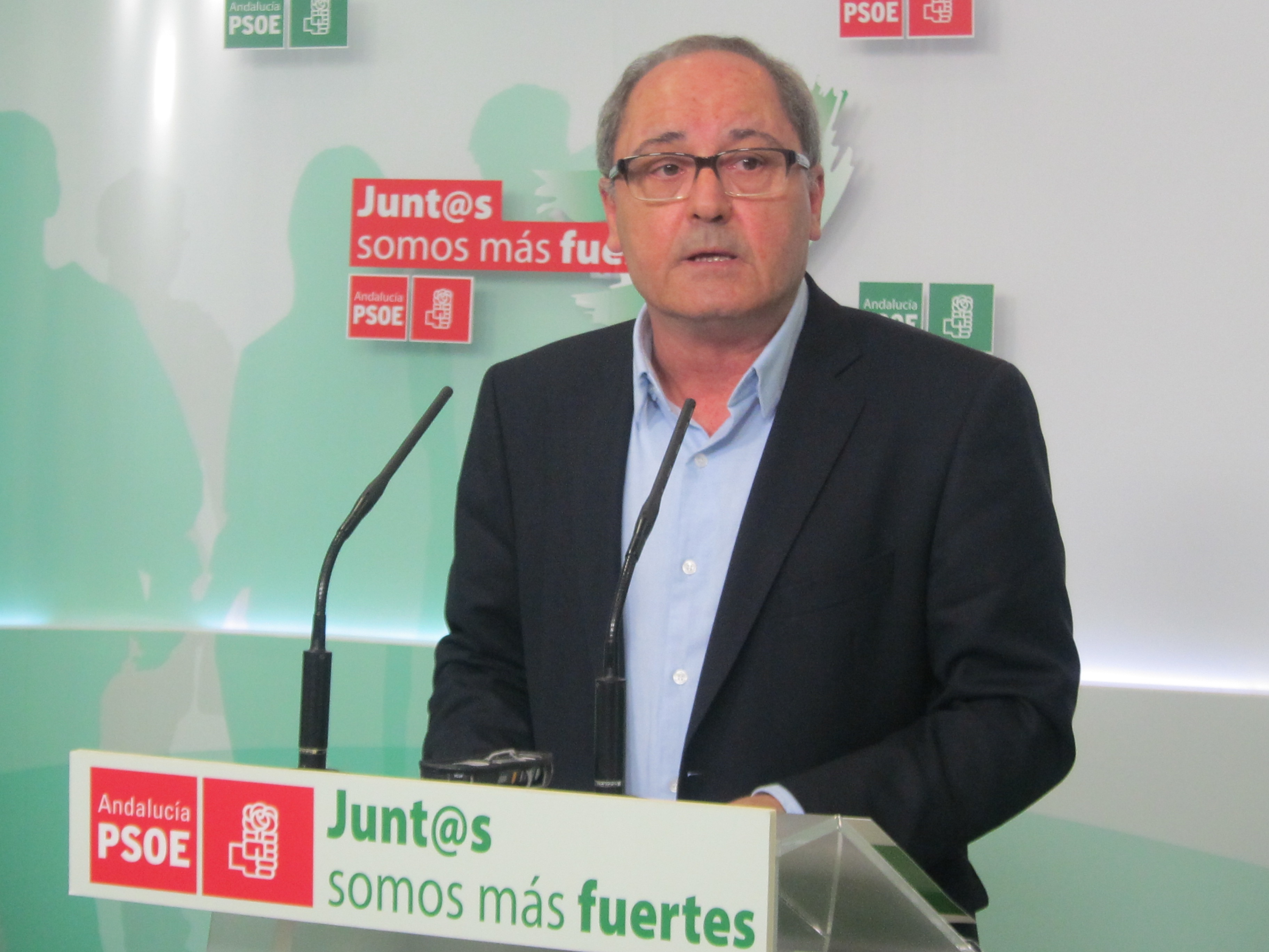PSOE-A censura los «ataques» de PP-A a Díaz cuando es un partido «acorralado por el mayor escándalo de corrupción»