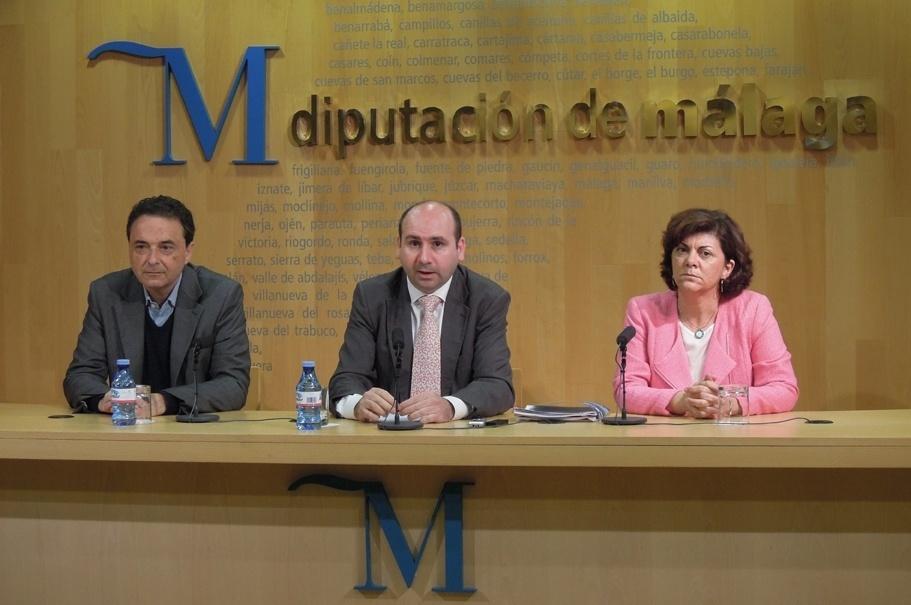 PSOE e IU critican el reparto «discrecional» que el Patronato de Recaudación ha hecho con municipios del PP