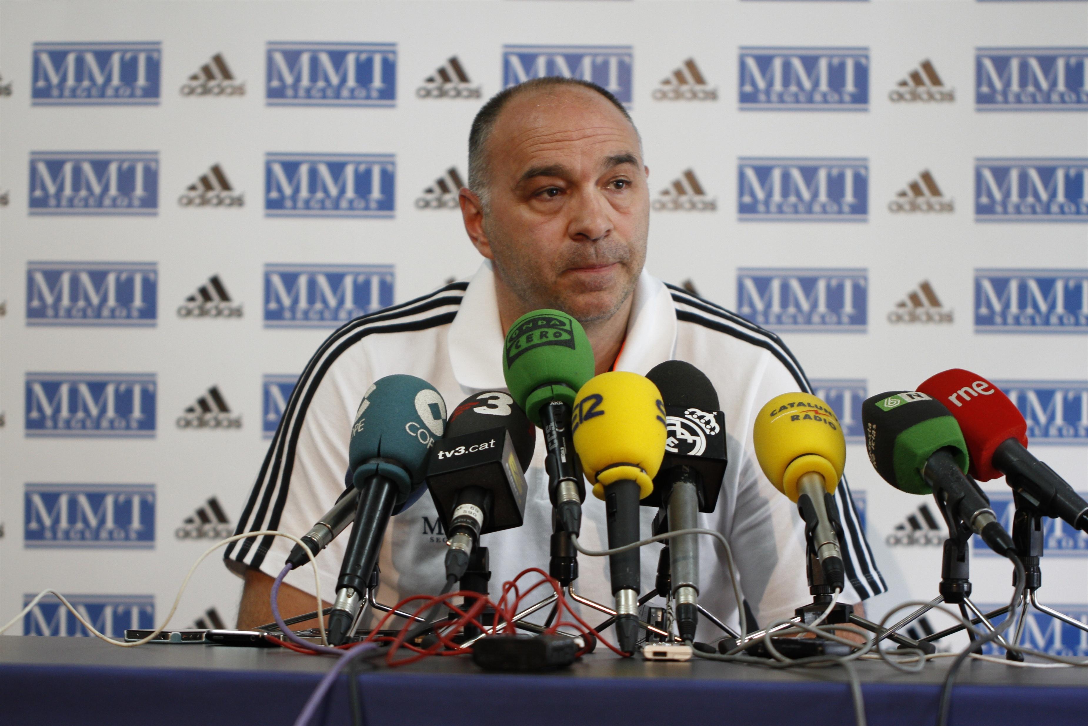 Pablo Laso: «Badalona siempre es una cancha difícil para nosotros»