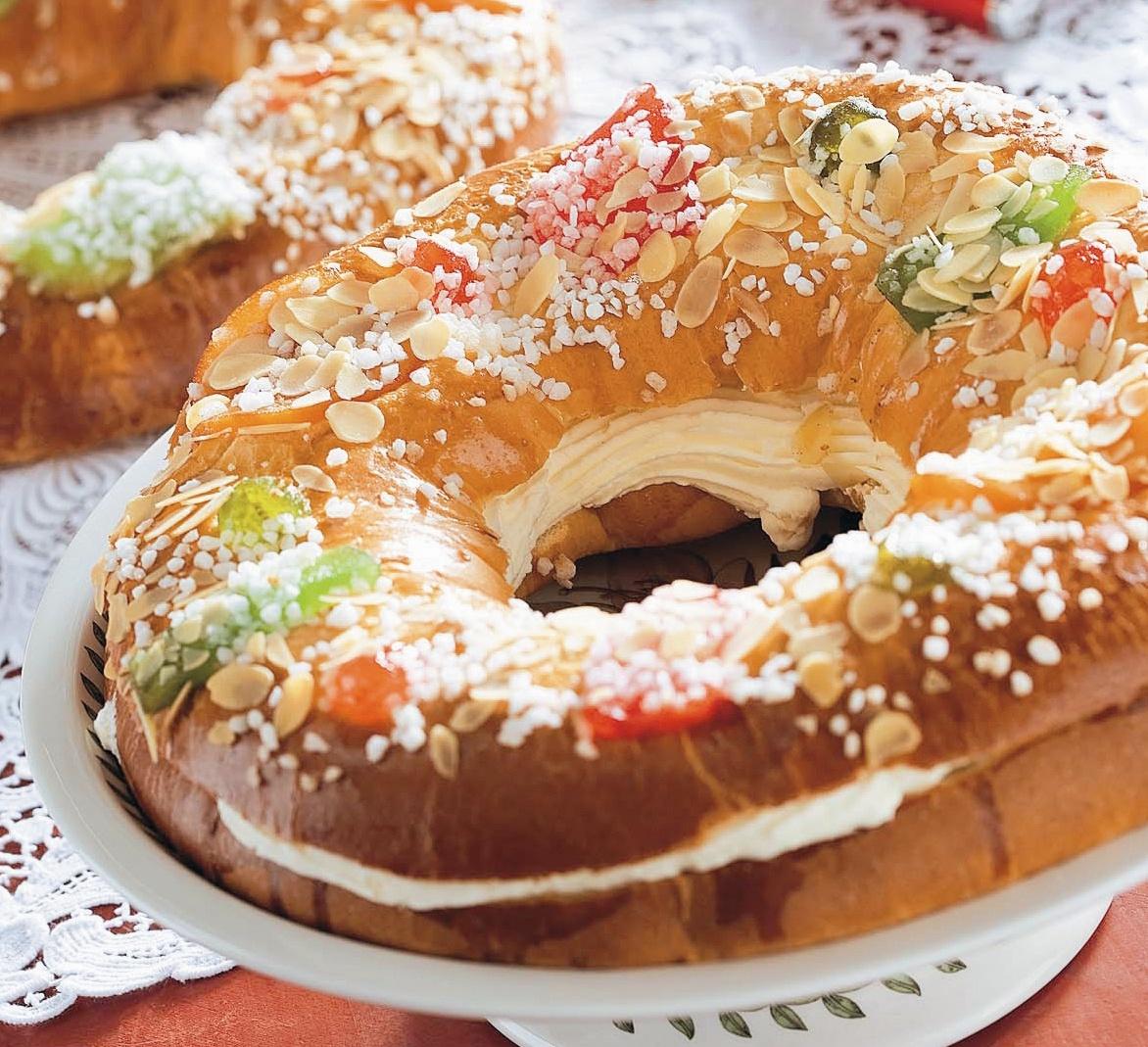El roscón de Reyes de Hipercor, el mejor por segundo año consecutivo, según la OCU