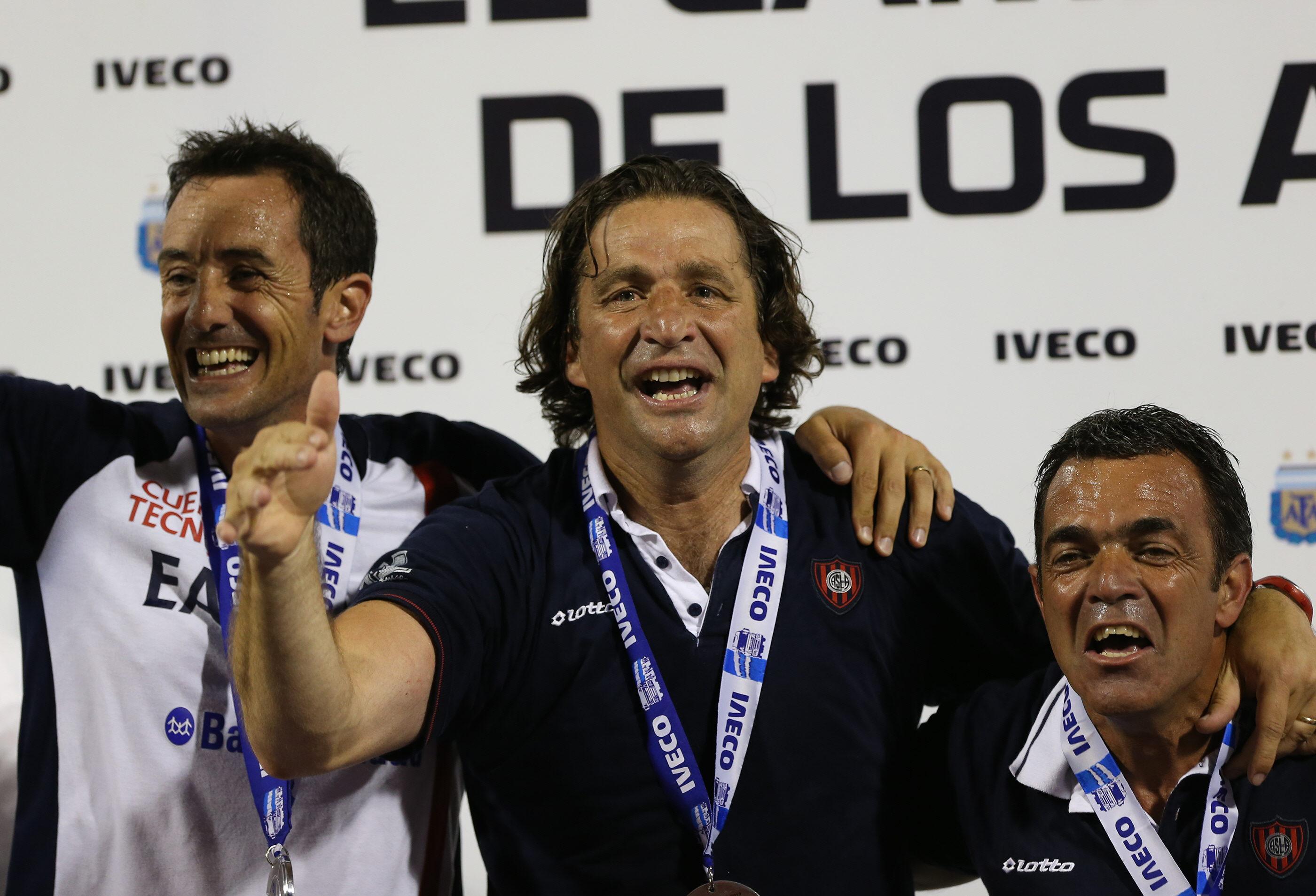 Juan Antonio Pizzi es el nuevo entrenador del Valencia