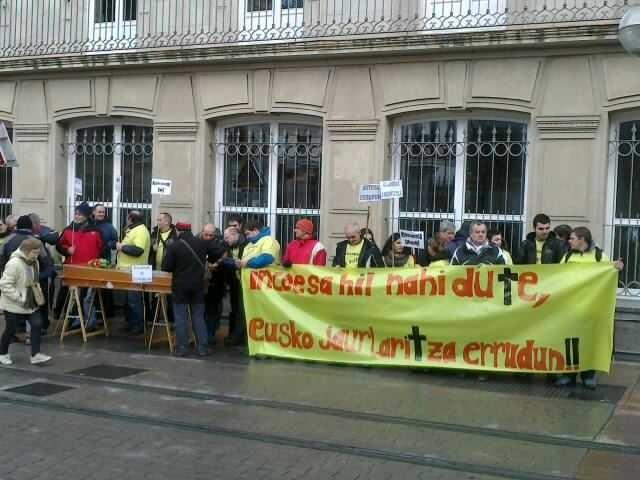 Trabajadores de Incoesa comparecen en comisión para pedir explicaciones sobre las subvenciones a la empresa