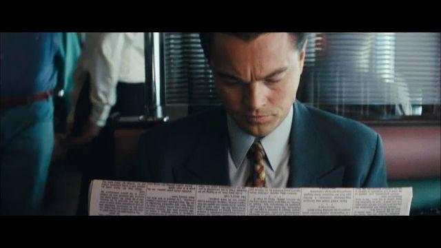 »El lobo de Wall Street» pega la dentellada a la taquilla norteamericana en Navidad