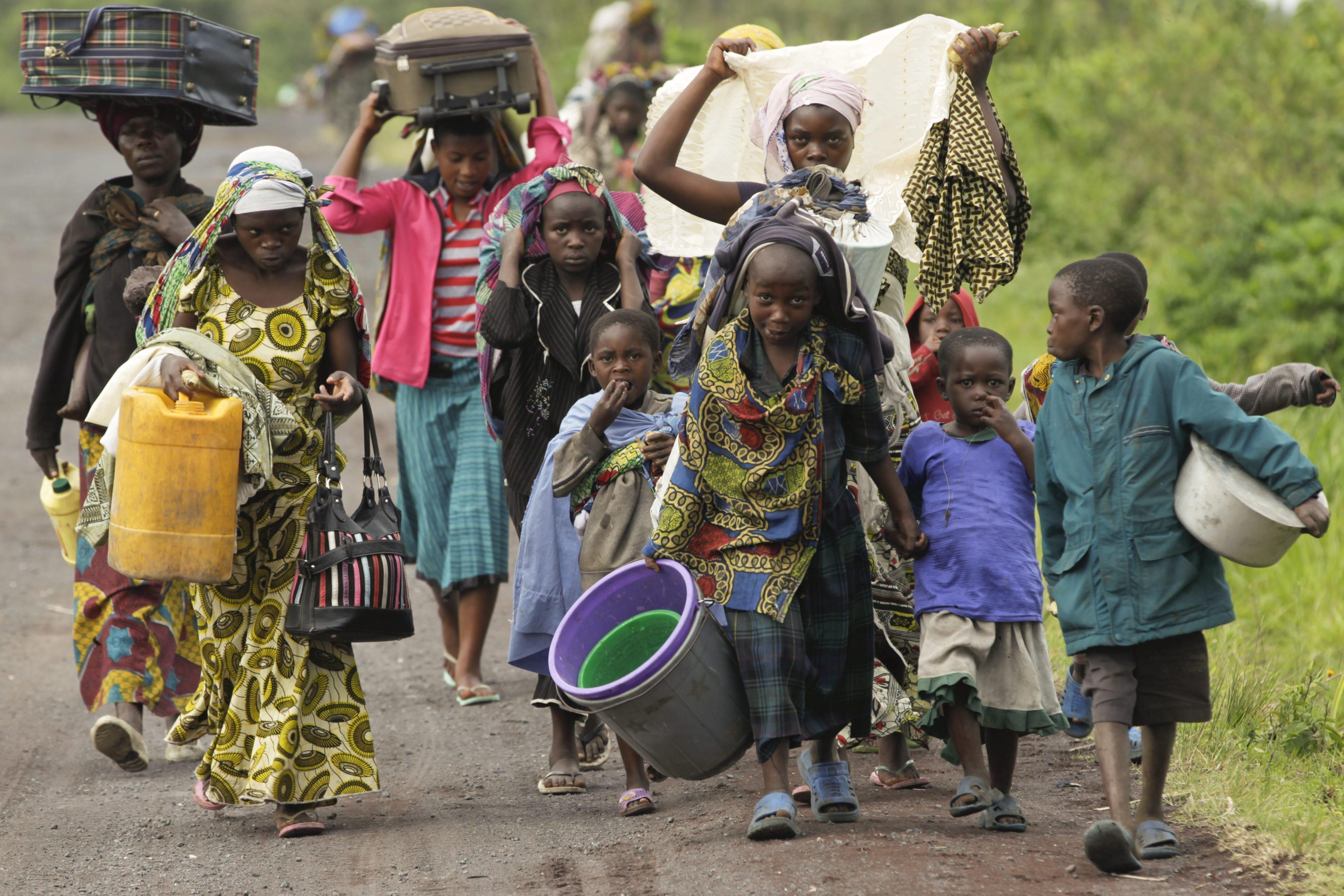 Al menos 40 civiles muertos en un ataque en el este de la RD del Congo