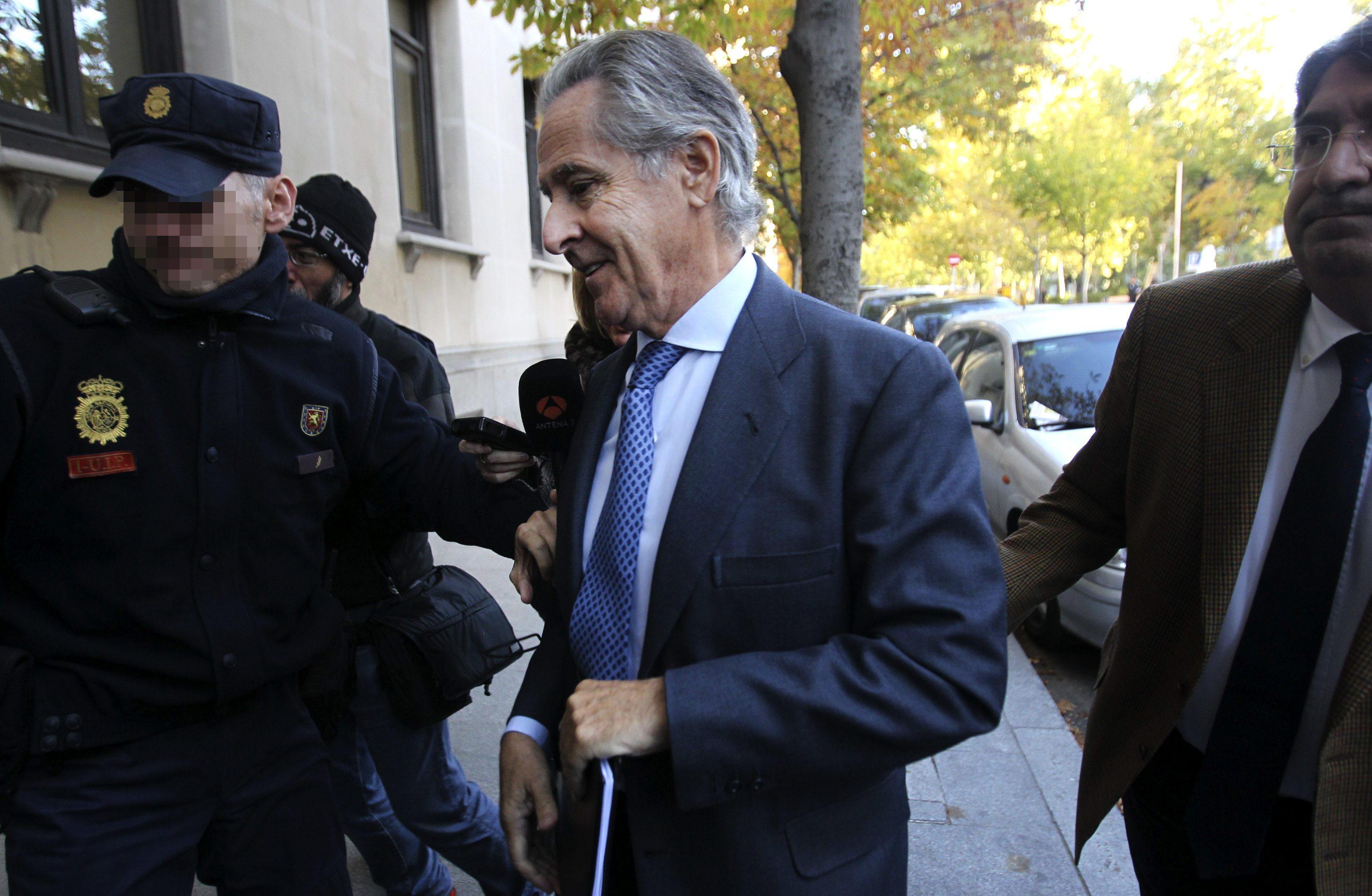 Los correos de Blesa volverán a ser válidos si un juez los pide de nuevo a Bankia