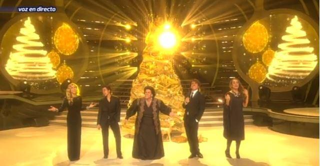 »TCMS» y »Prince of Persia» hacen que Antena 3 arrase en Nochebuena y Navidad