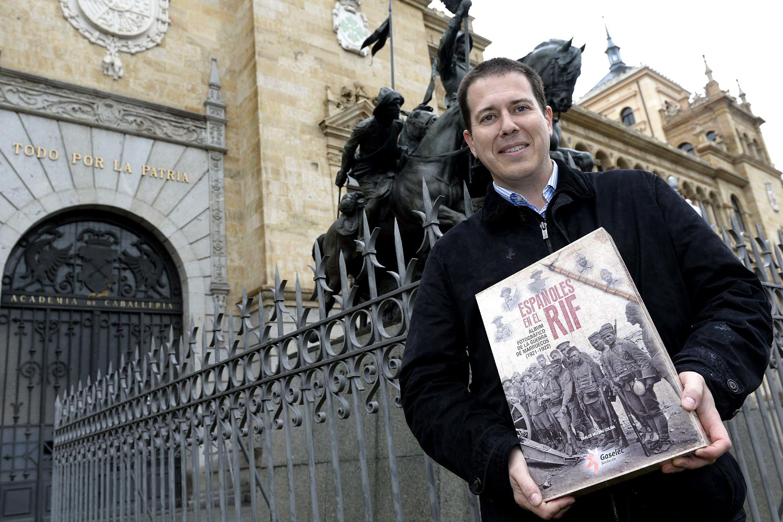 Un album gráfico evoca la memoria doliente de España en la Guerra de Marruecos