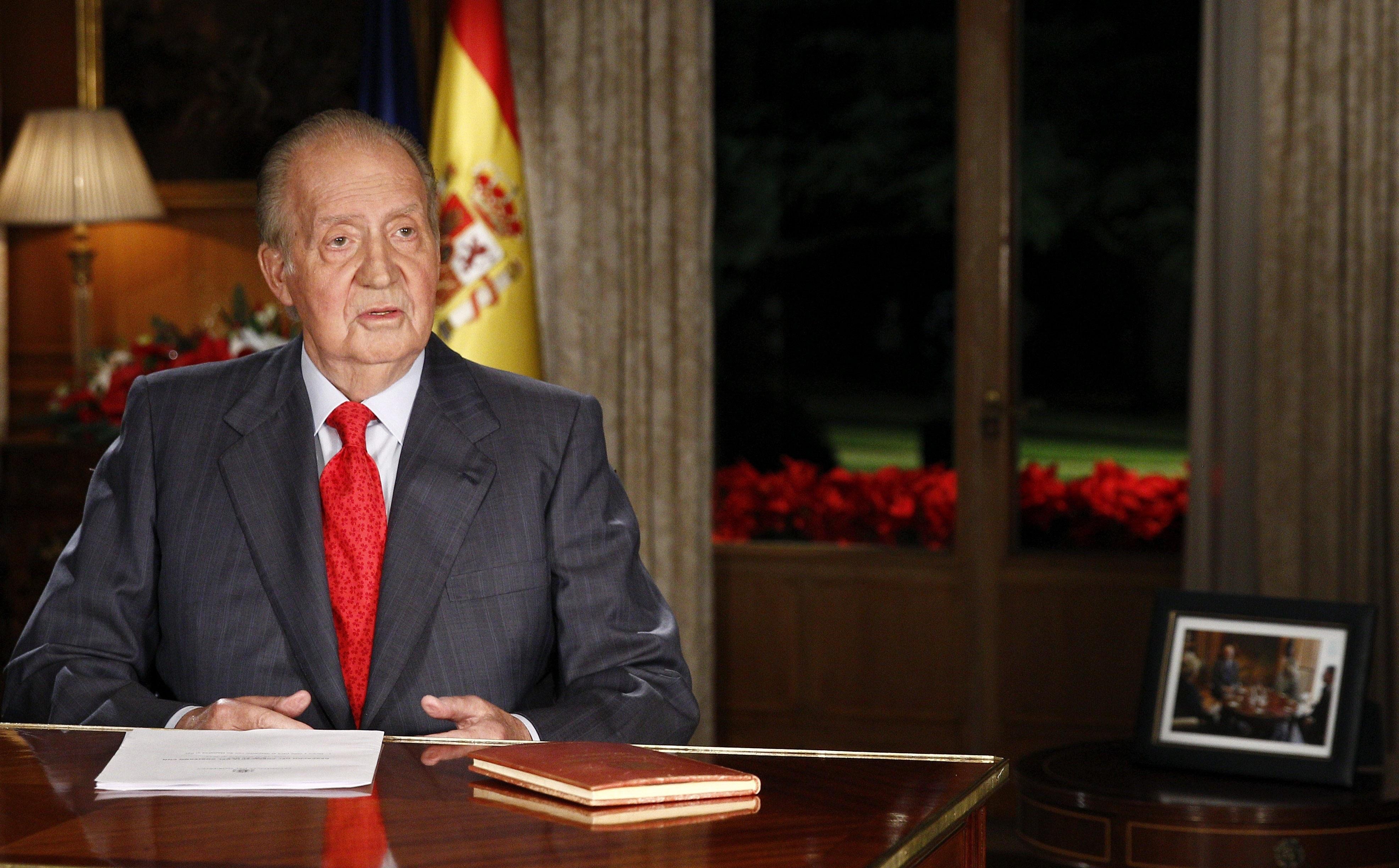 El mensaje del Rey registró una cuota del 52,5% y 245.000 espectadores en Canarias