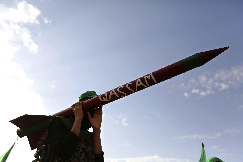 Las milicias de Gaza dispararon un cohete de madrugada pero se mantiene la calma
