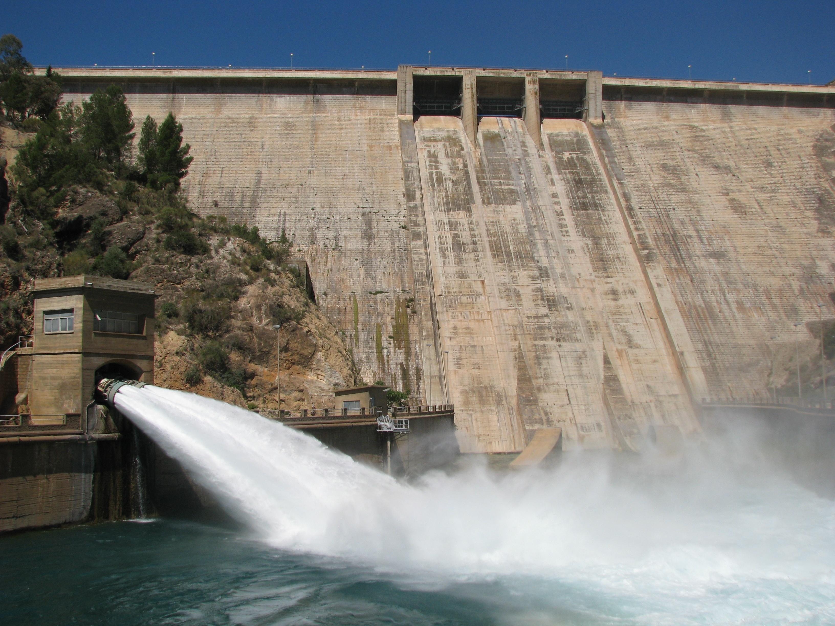 Los pantanos de la cuenca del Segura aumentan sus reservas en siete hm3 en la última semana