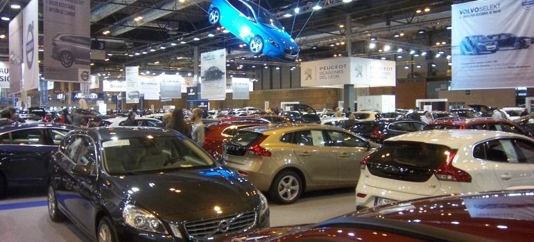 El precio medio de los coches usados aumenta un 1,6% en 2013 y se sitúa en 11.900 euros