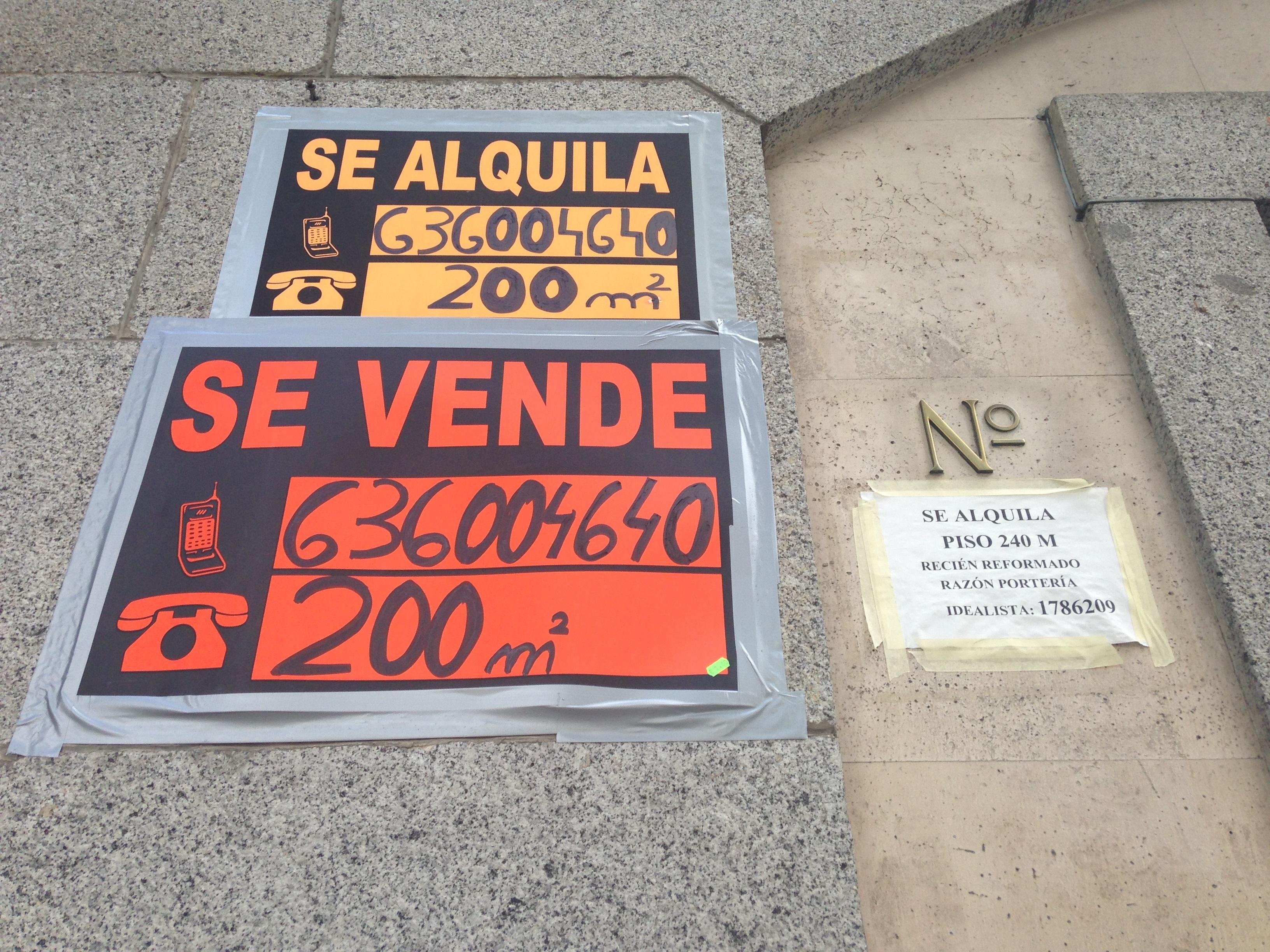 El precio de la vivienda de segunda mano baja un 5,3 por ciento en Baleares durante 2013