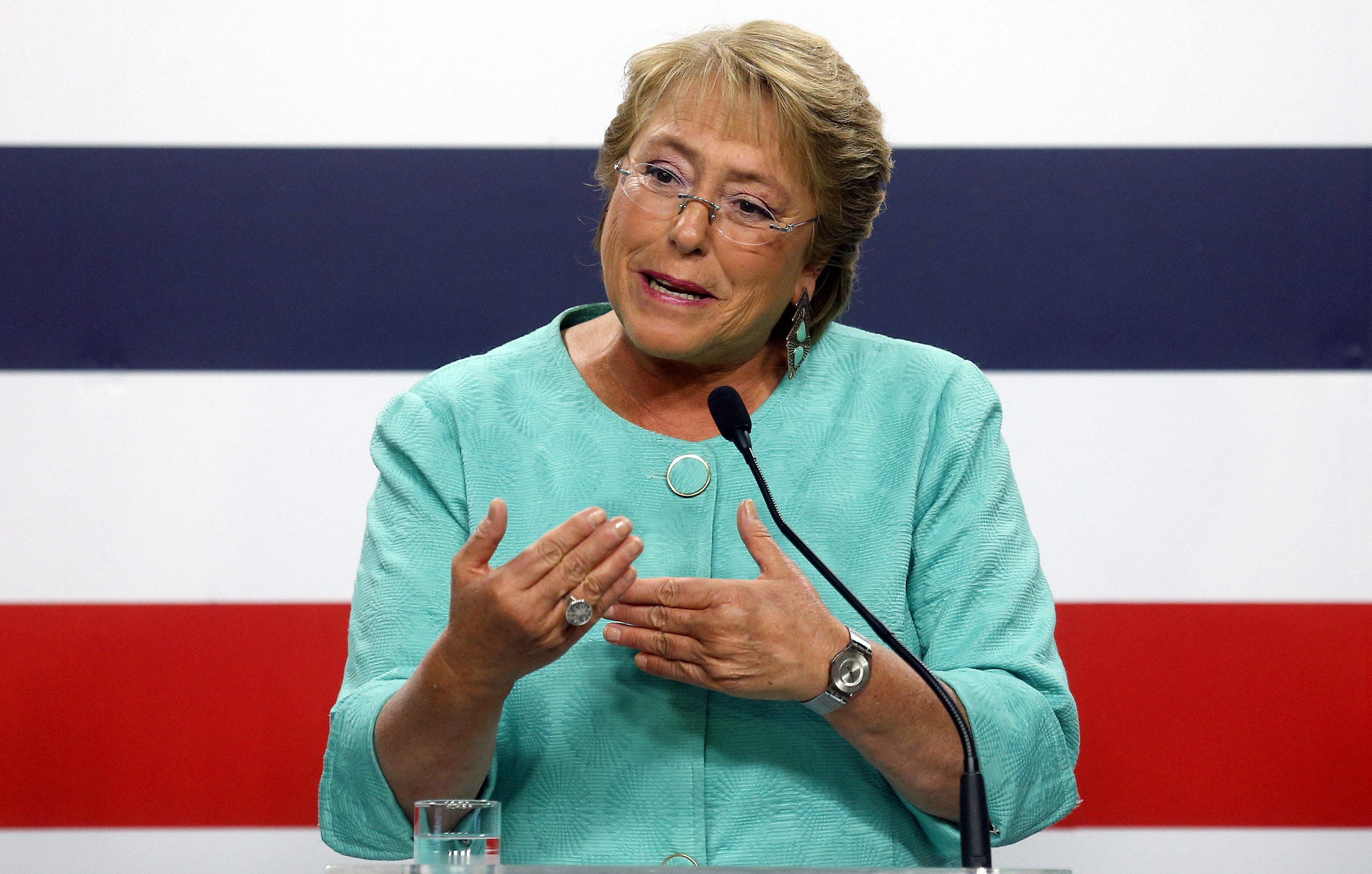 Bachelet regresa al poder