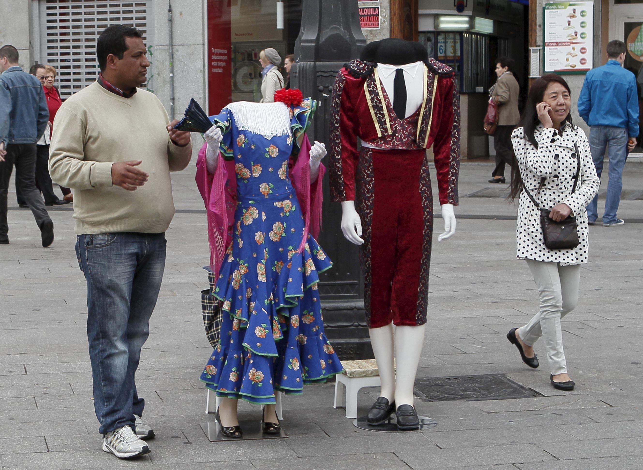 Los turistas extranjeros gastan un 8,7 por ciento más hasta noviembre