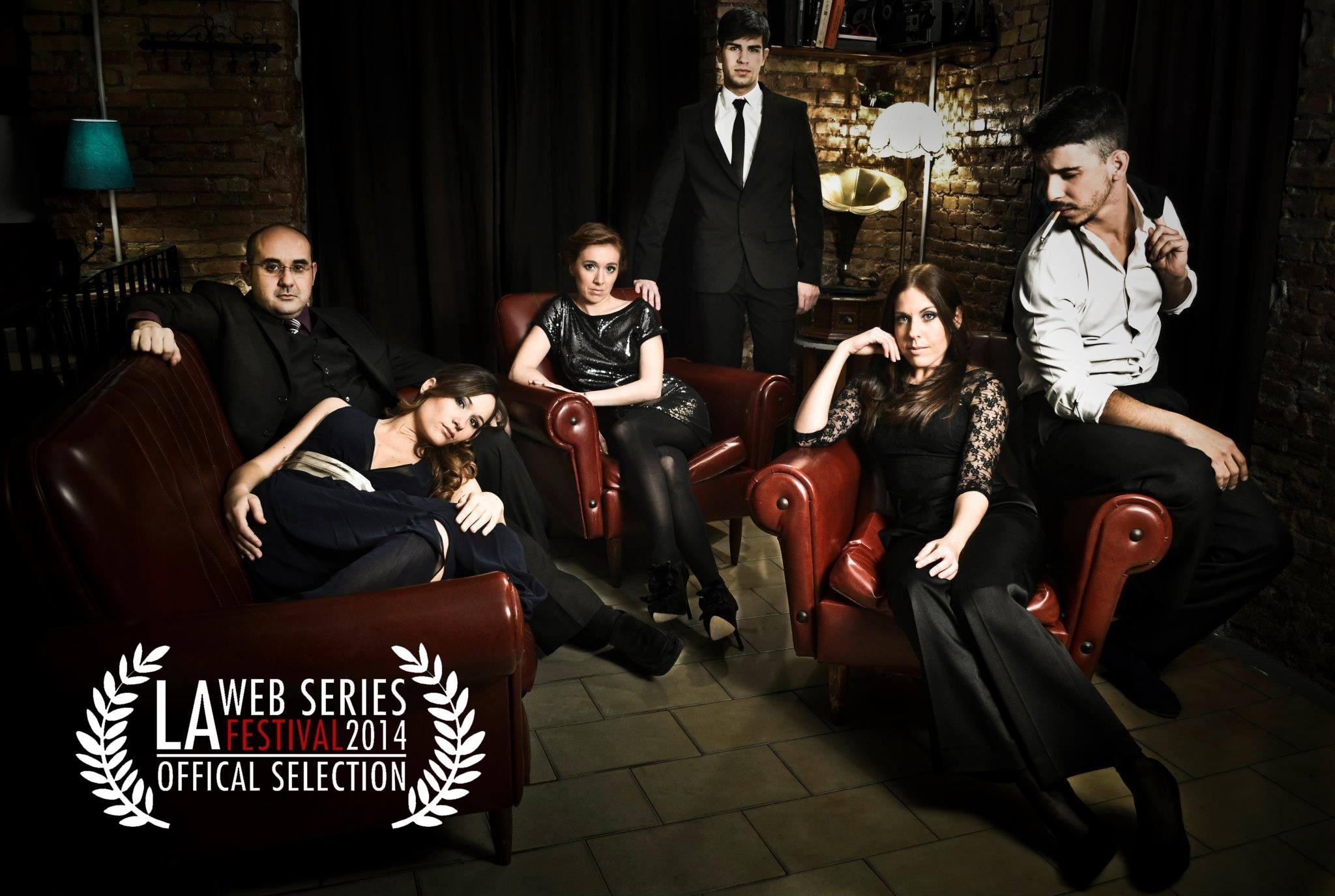 La serie valenciana »Sin vida propia», seleccionada en el festival de webseries de Los Ángeles.