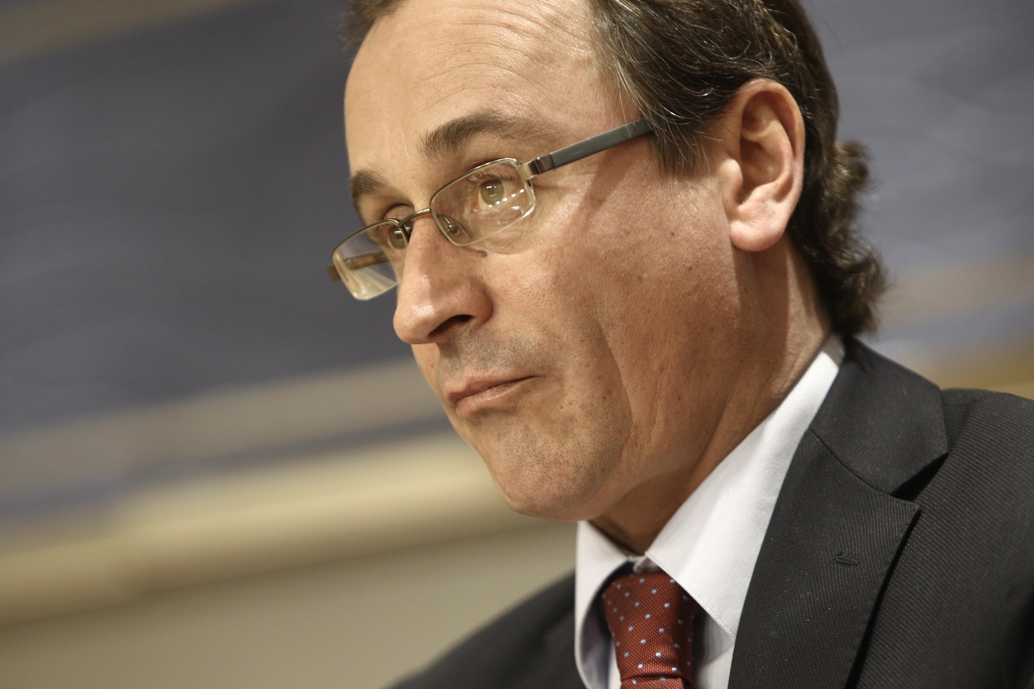 Alonso (PP) ve «difícil» que la reforma del Estatuto de Gernika llegue «a buen puerto» porque «no se sabe adónde va»