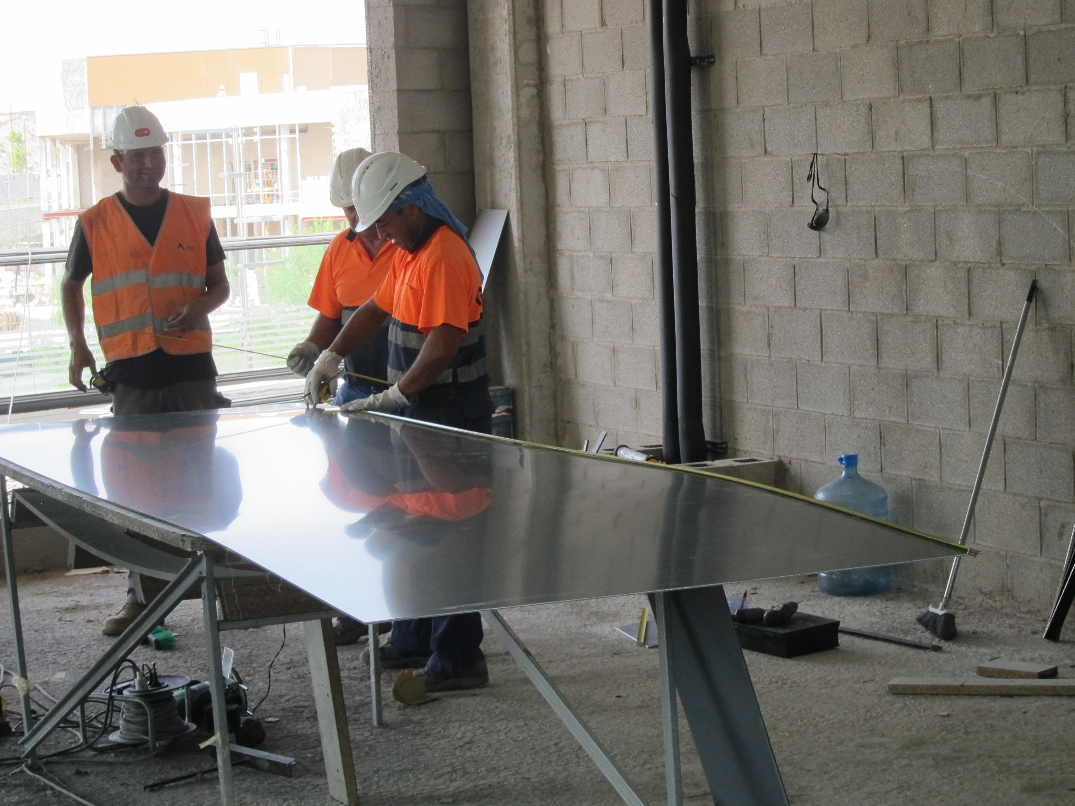 Aragón registra un total de 9.226 accidentes laborales en 2013, un descenso del 0,6%, según un estudio de Randstad
