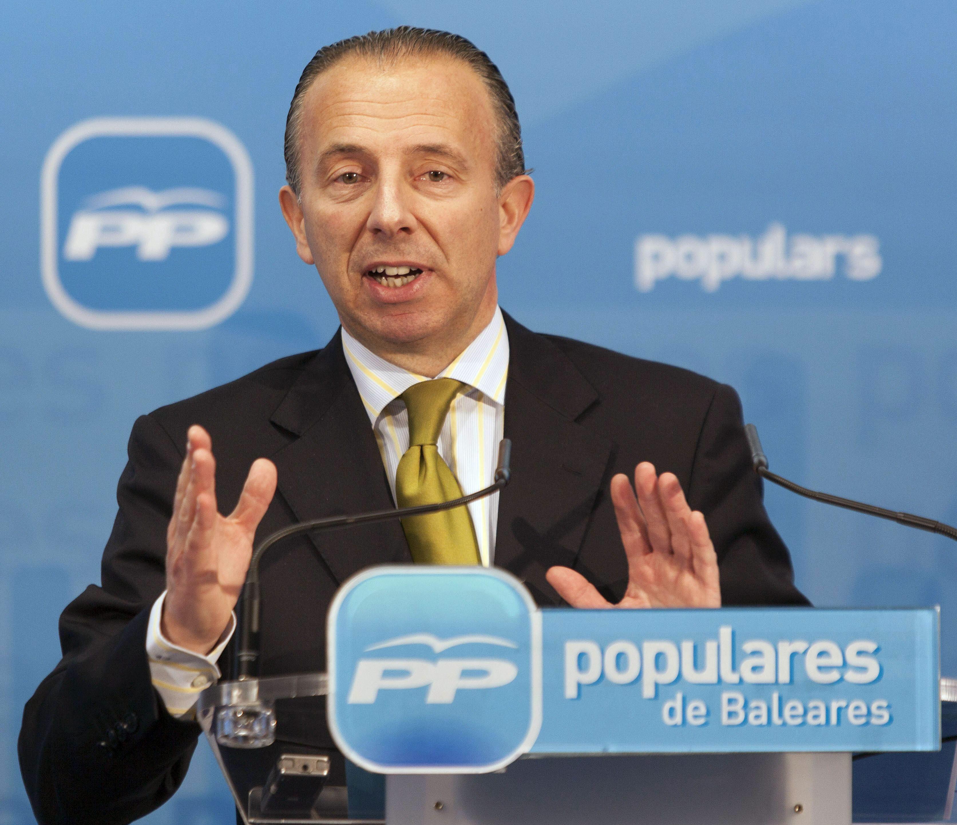 Dimite por motivos personales el conseller de Turismo de Baleares