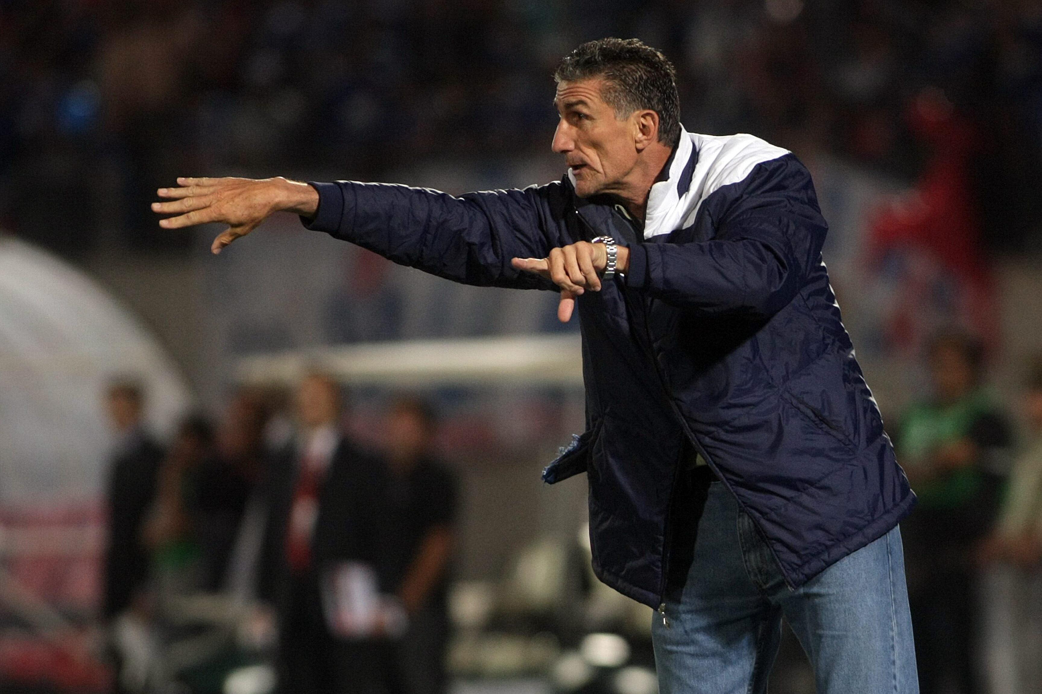 El entrenador argentino Edgardo Bauza reemplazará a Pizzi en San Lorenzo