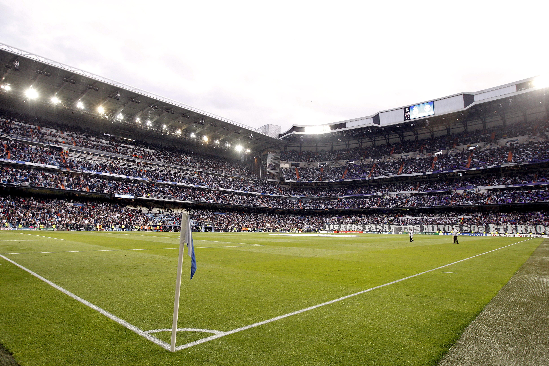El Real Madrid reorganizará la Grada de Animación del Fondo Sur del Bernabéu