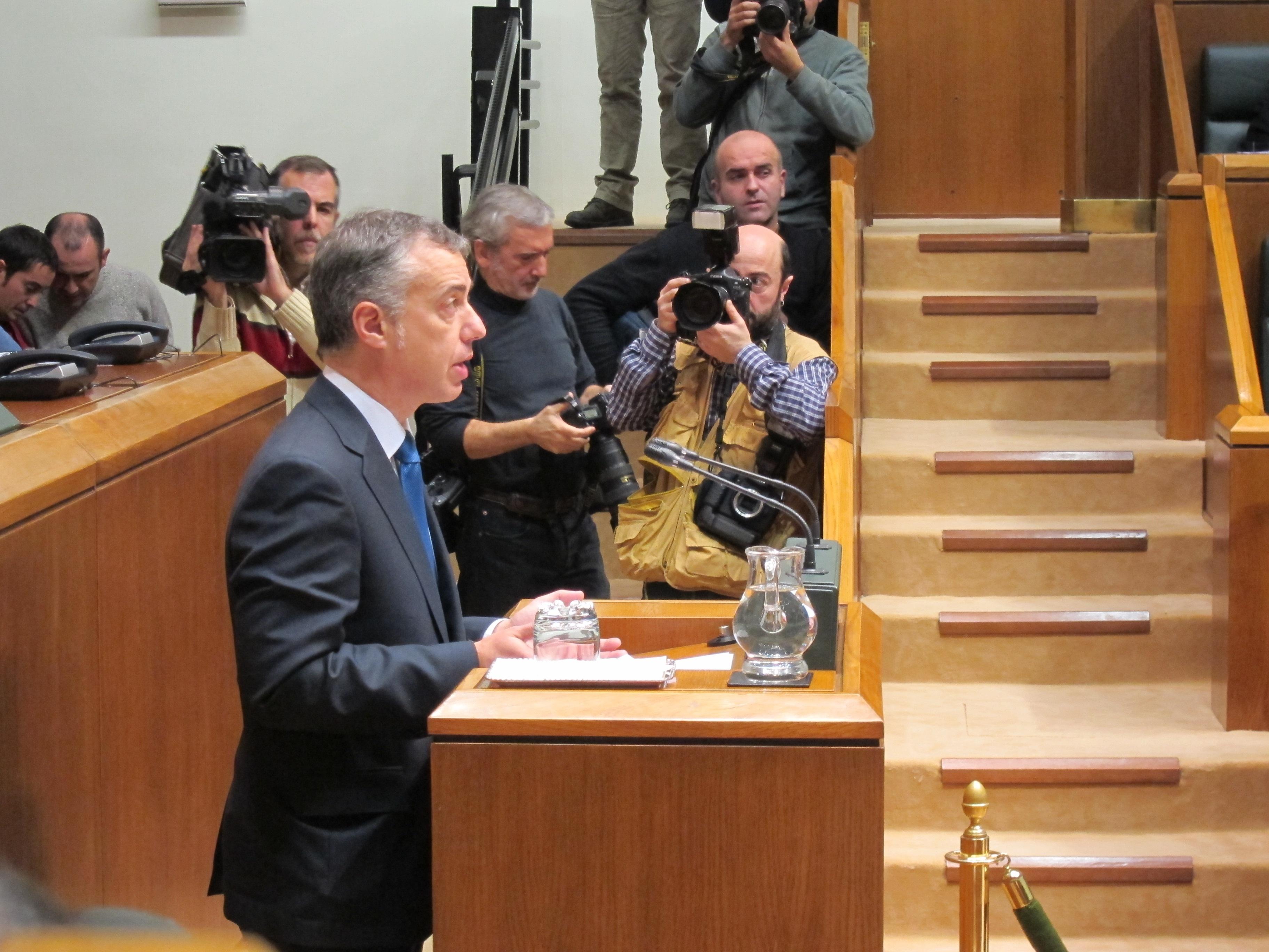 El PNV ganaría las elecciones vascas con 28-29 escaños, seguido de Bildu