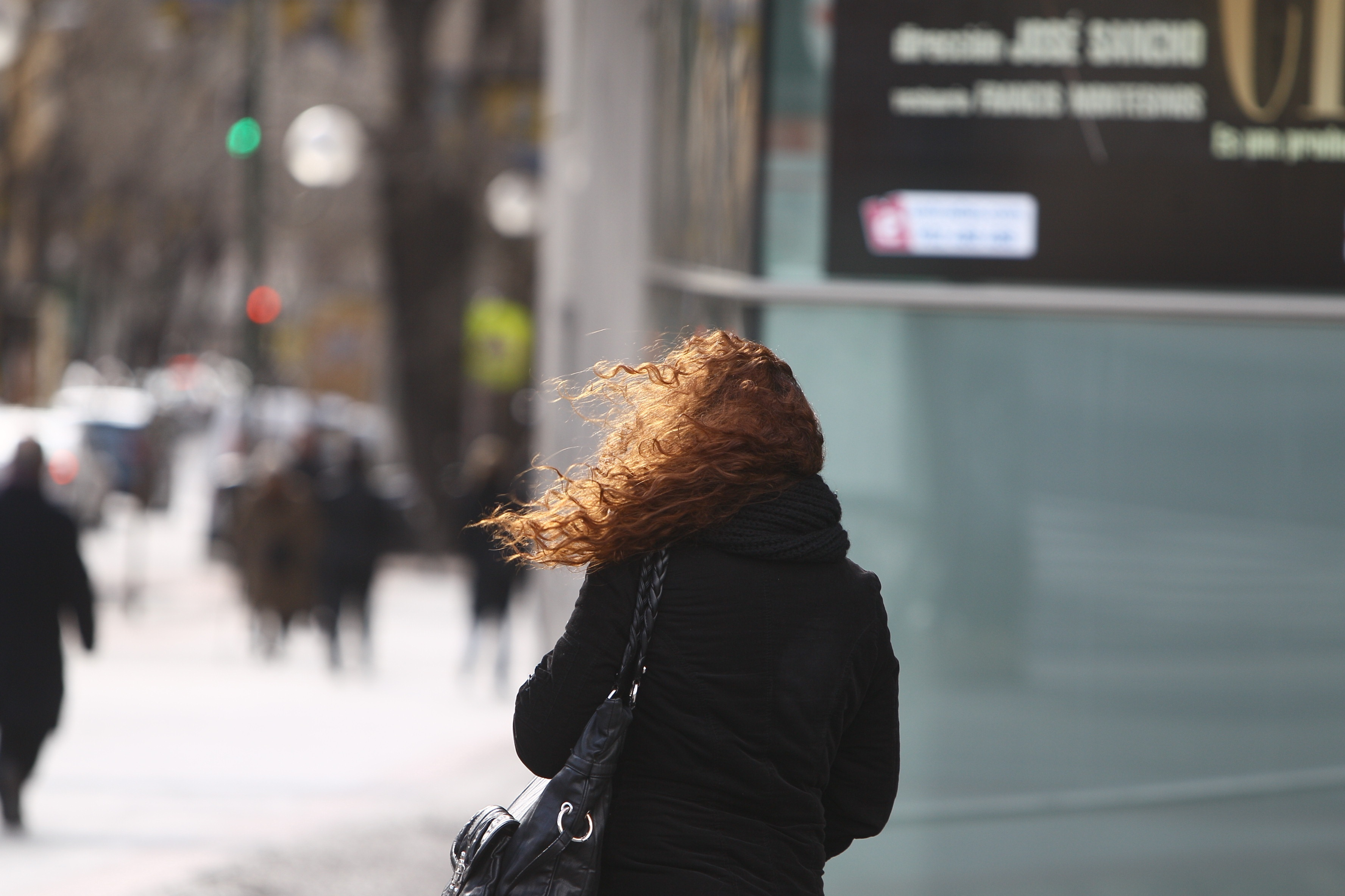 Protección Civil alerta de nevadas y fuertes vientos en las zonas de montaña de CyL
