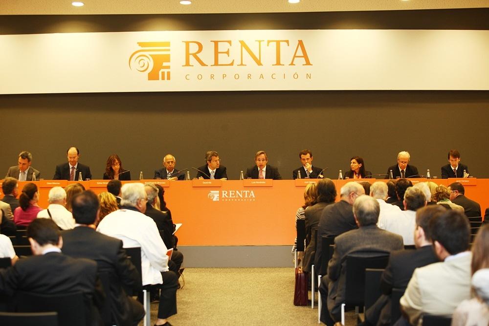 Renta Corporación celebra el 21 de marzo la junta de acreedores en la que confía superar el concurso