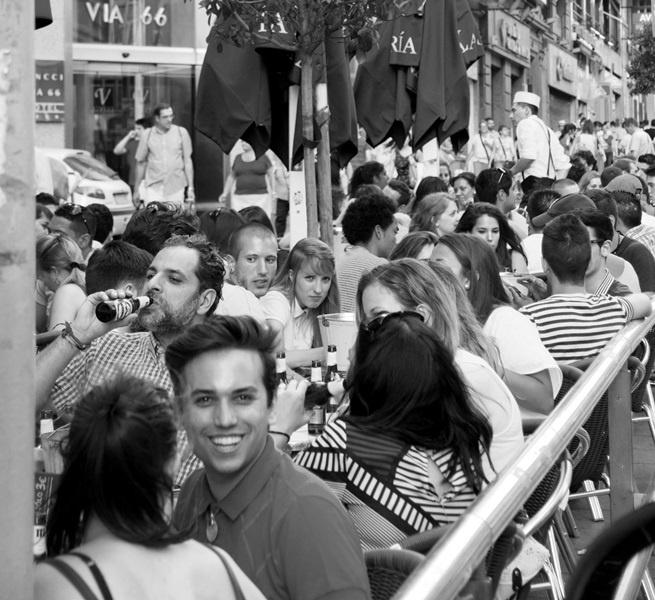 Restalia prevé acabar 2013 con 116 restaurantes en la Comunidad de Madrid entre sus tres enseñas