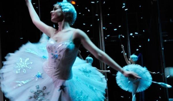 Más de 40 bailarines del Ballet de Moscú se suben al escenario este sábado para poner en escena »El Cascanueces»